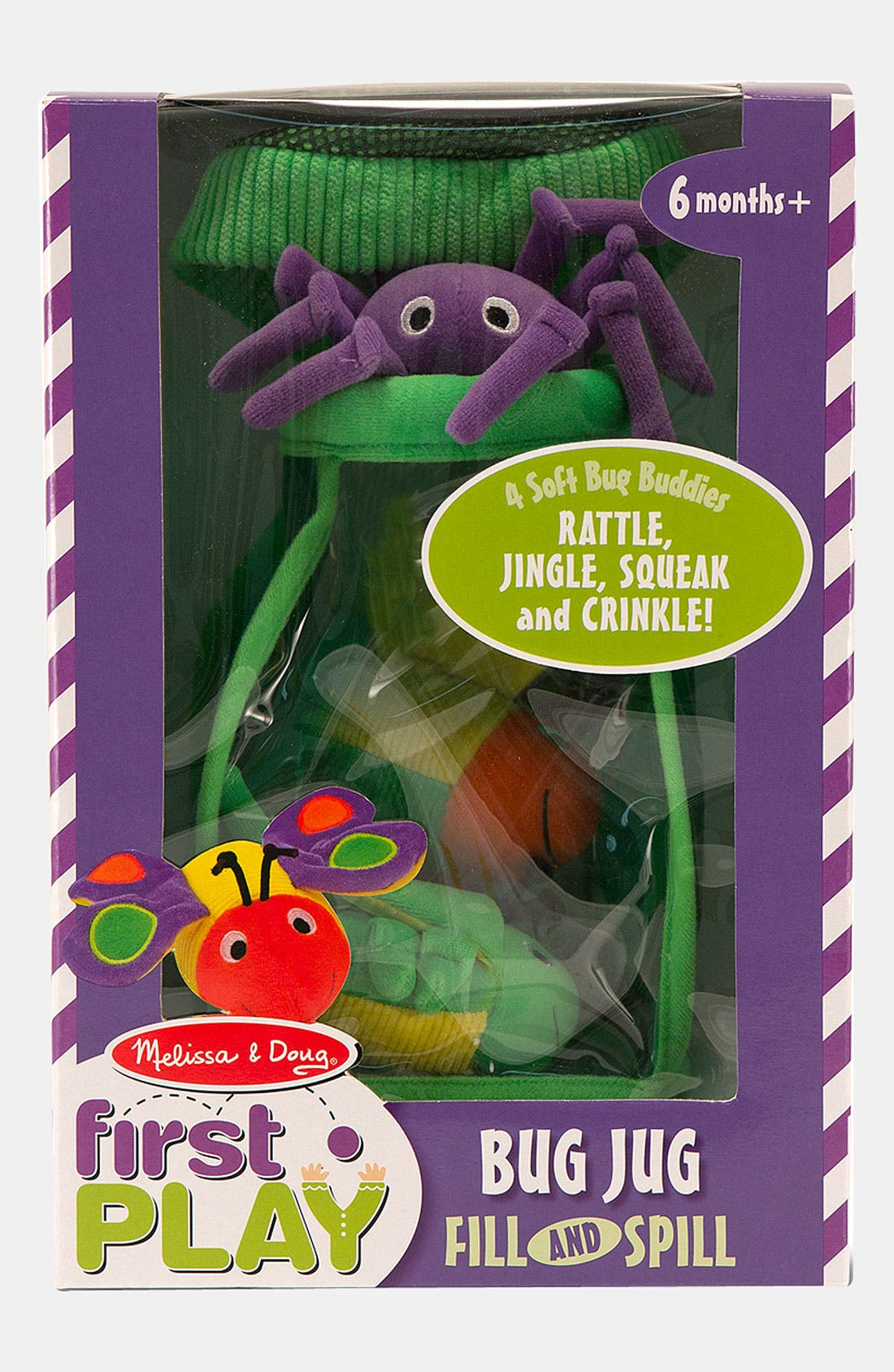 'Bug Jug' Fill & Spill Toy,                             Alternate thumbnail 2, color,                             VARIOUS