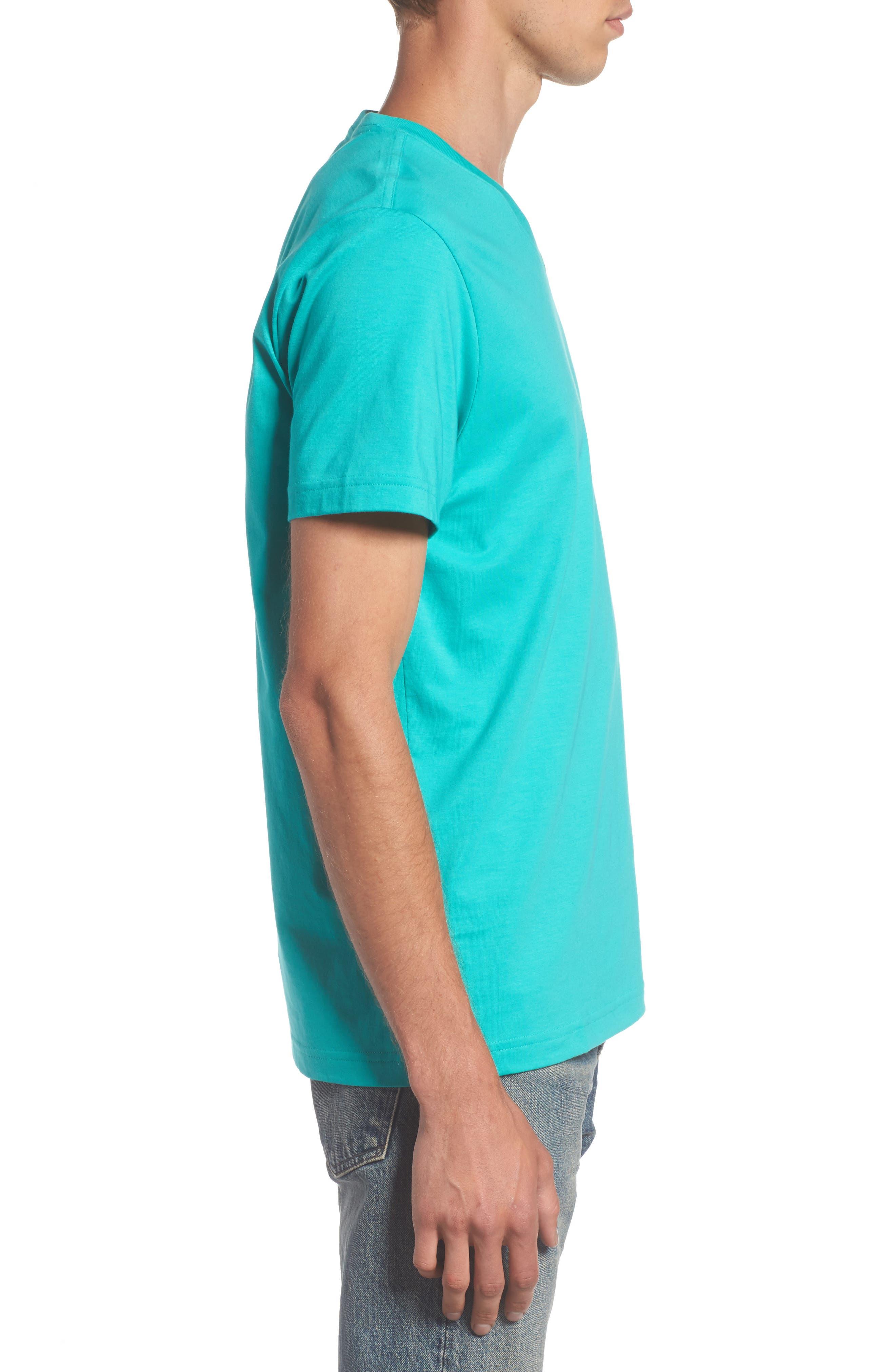 V-Neck T-Shirt,                             Alternate thumbnail 23, color,