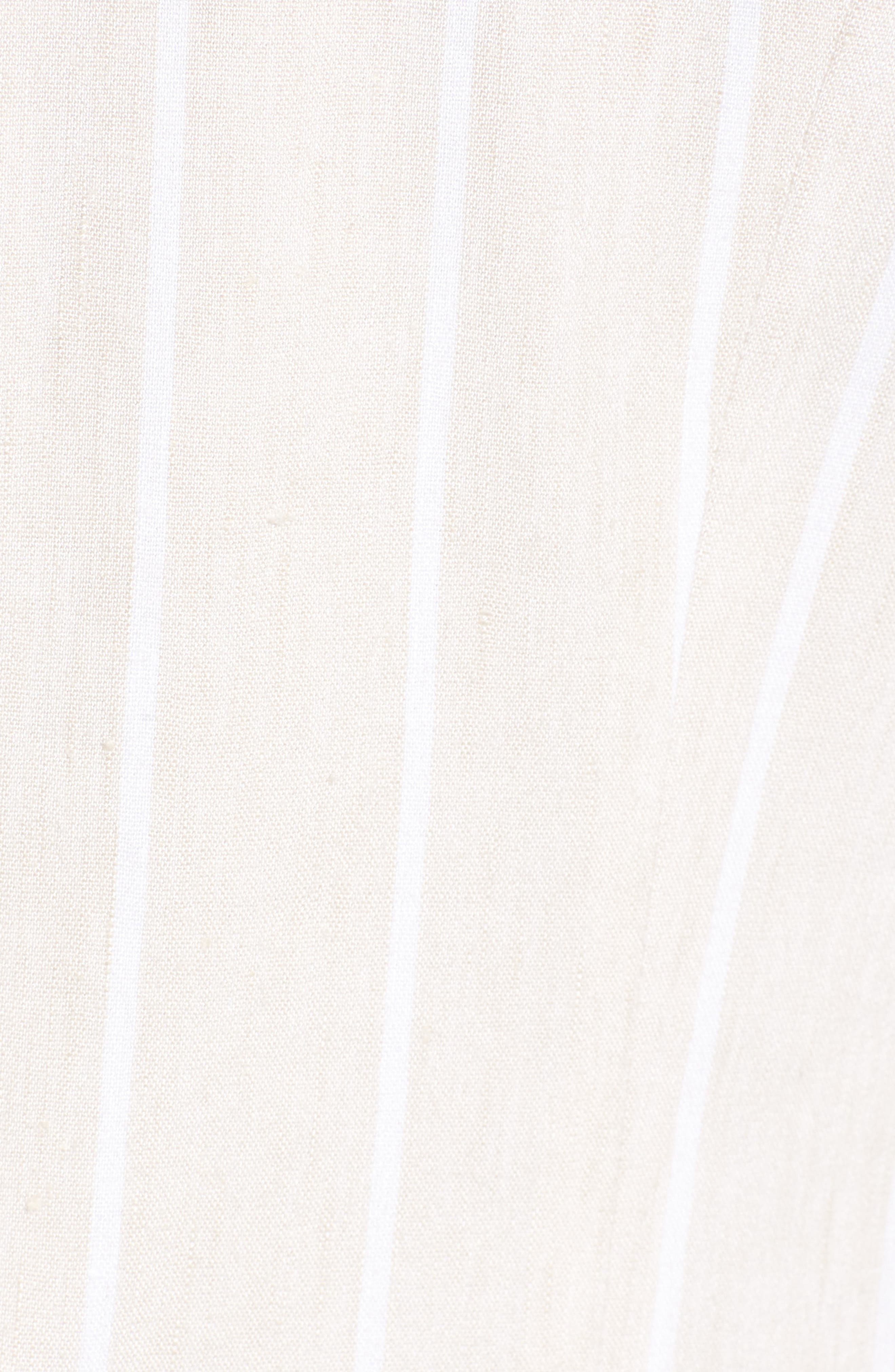 Double Breasted Linen Blend Blazer,                             Alternate thumbnail 27, color,