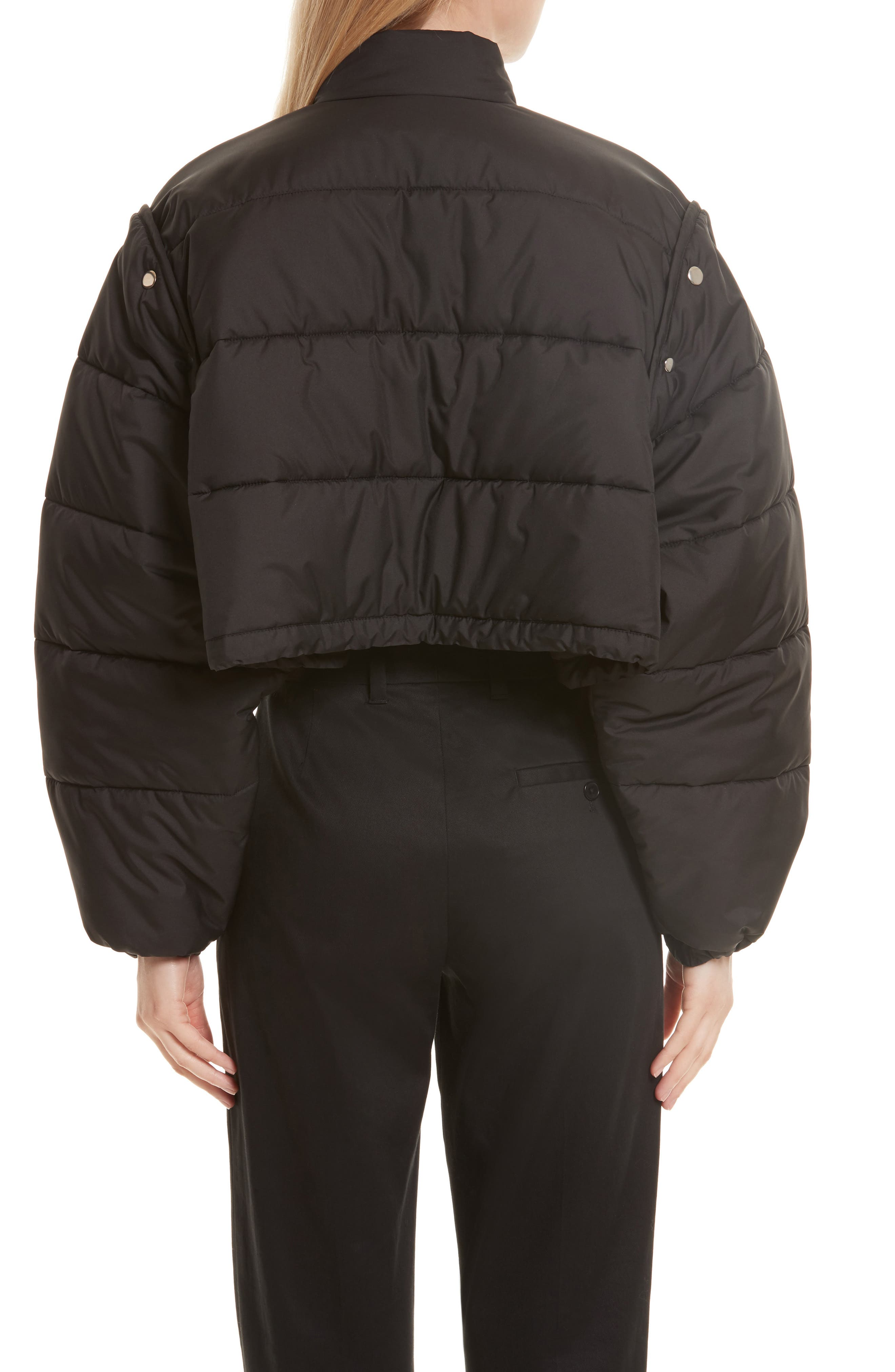 Quilted Bomber,                             Alternate thumbnail 2, color,                             001