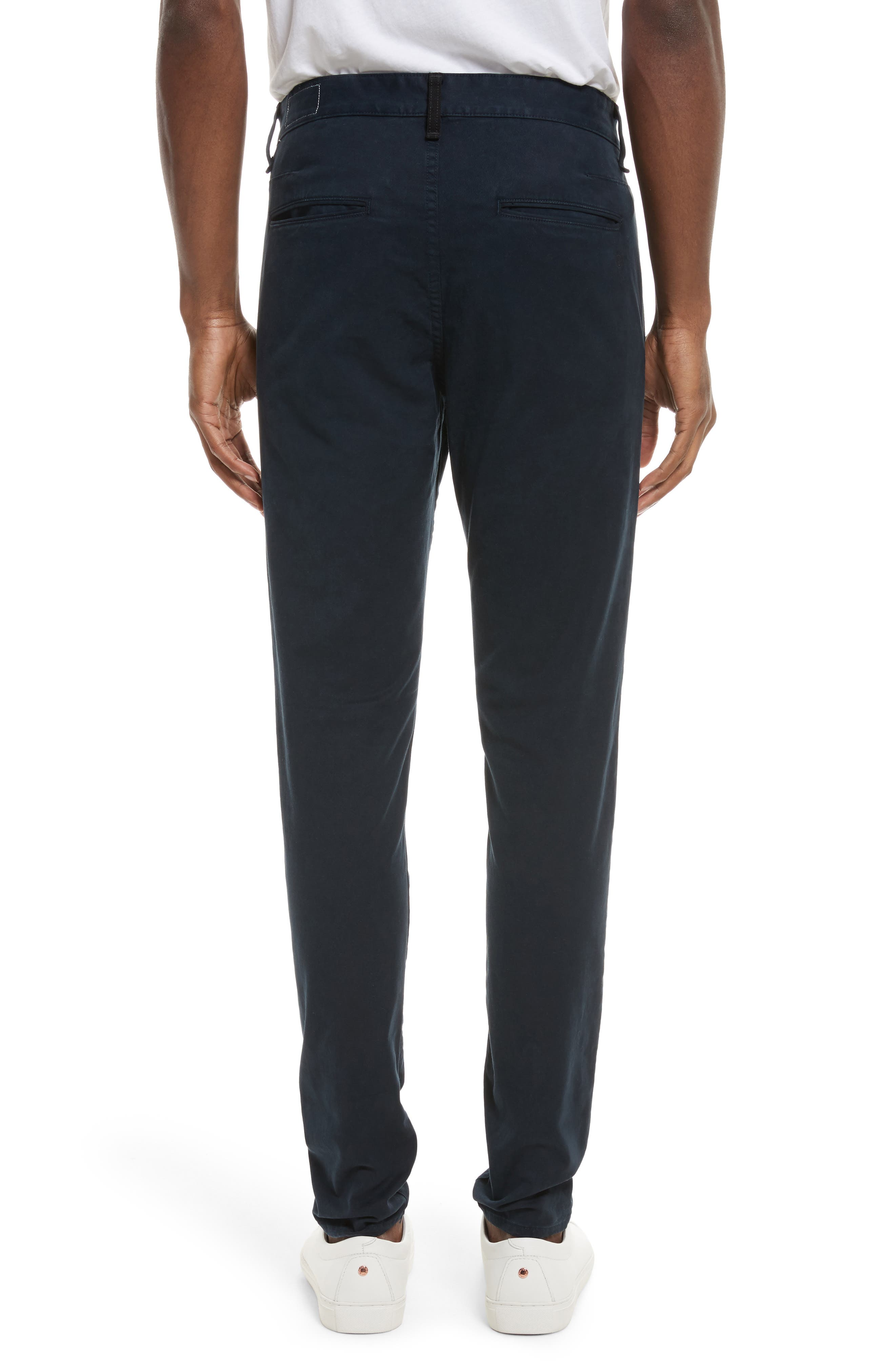 Fit 1 Chinos,                             Alternate thumbnail 2, color,                             NAVY
