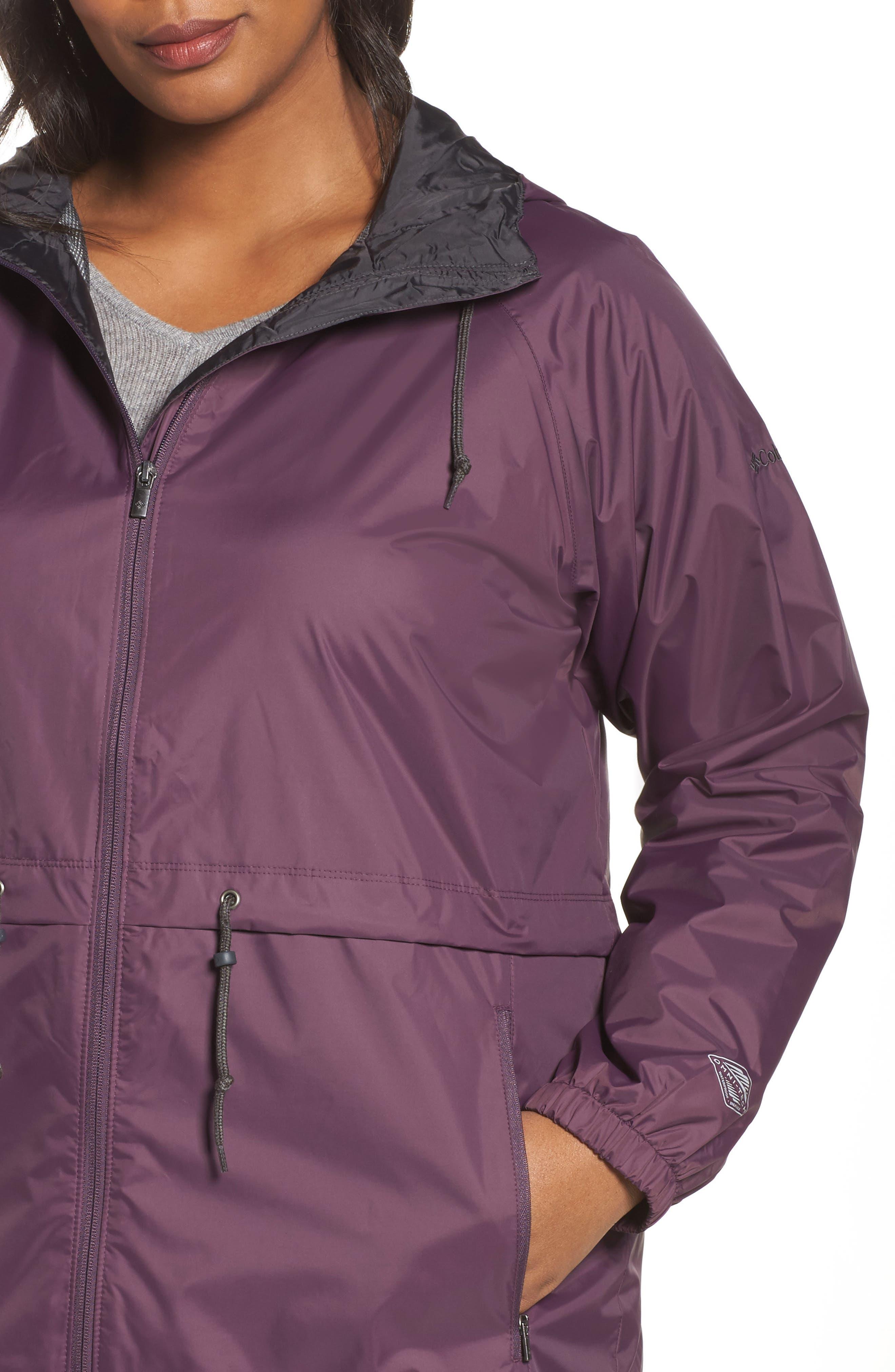 'Arcadia' Hooded Waterproof Casual Jacket,                             Alternate thumbnail 30, color,
