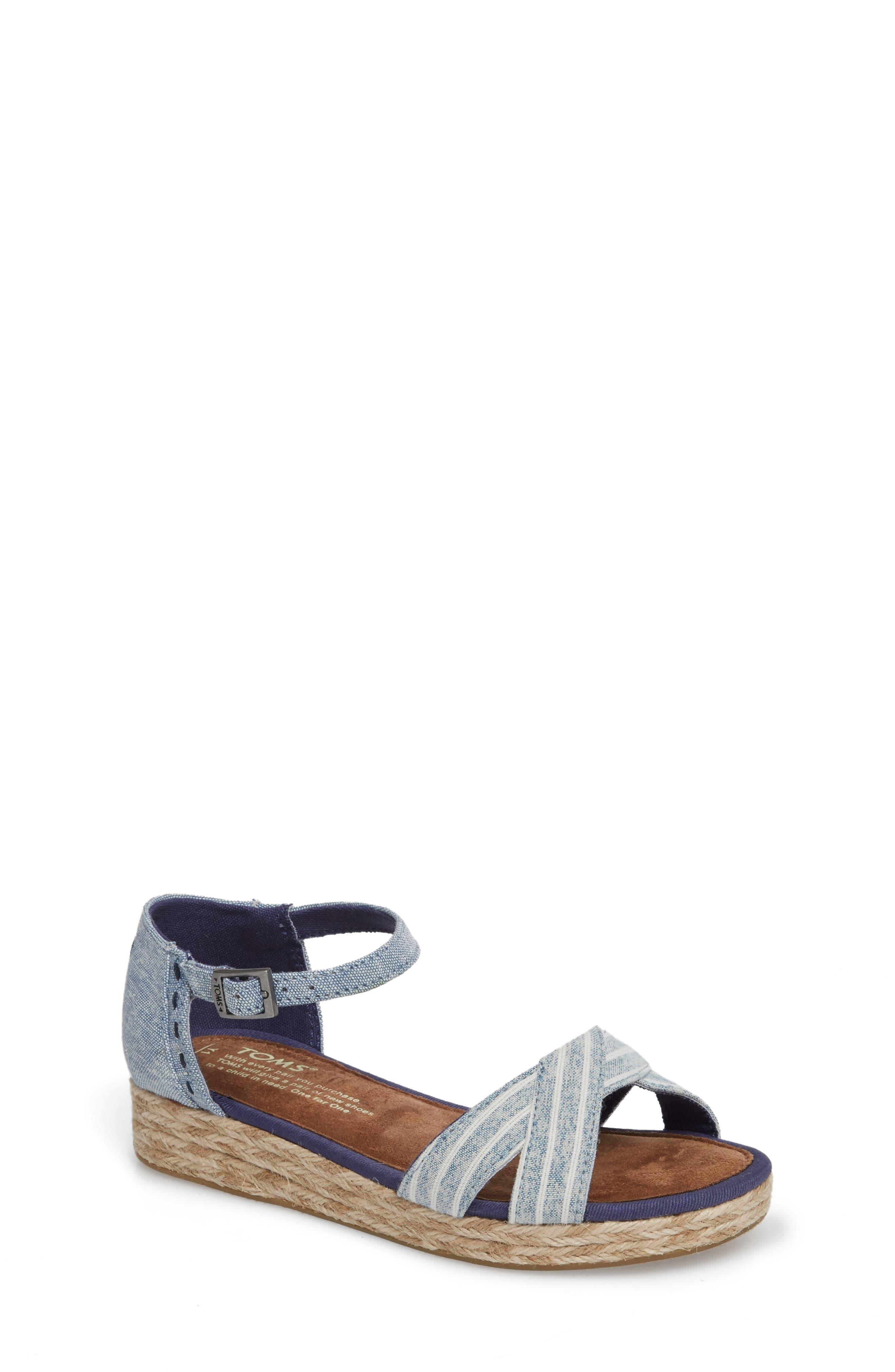 Harper Wedge Sandal,                         Main,                         color, 430