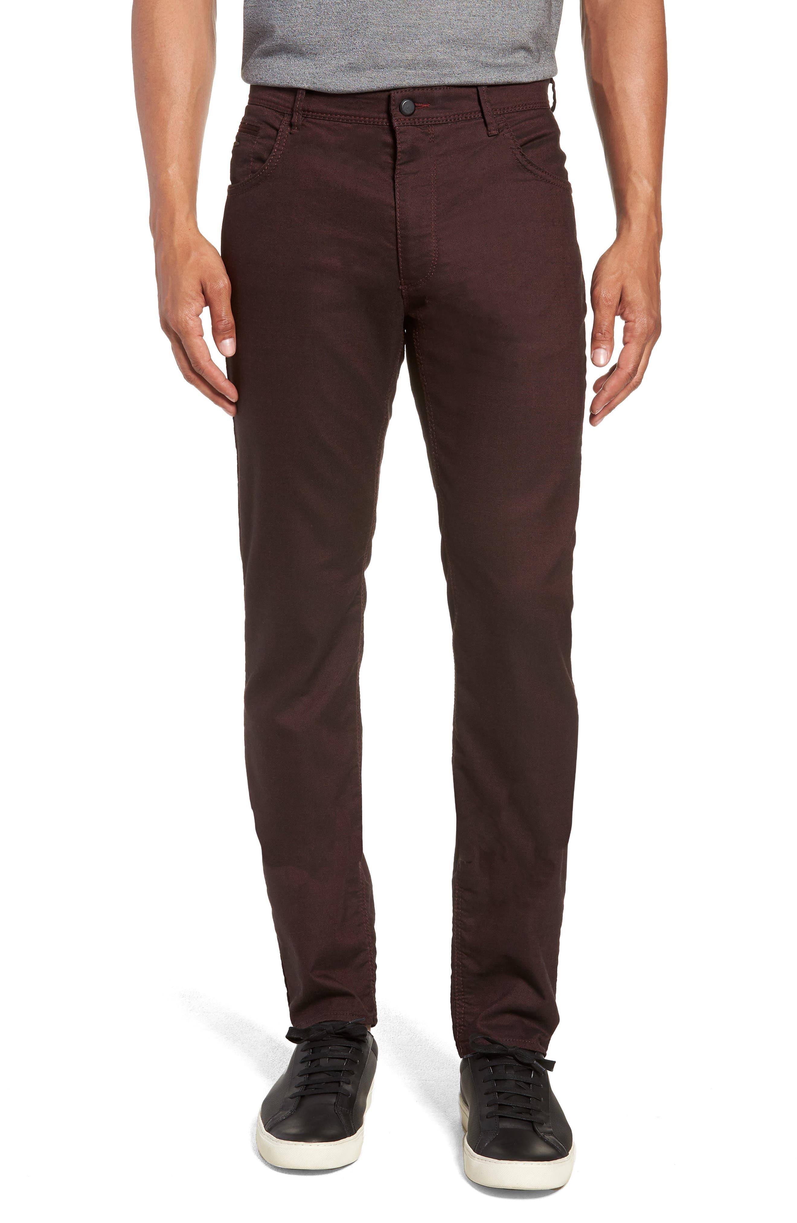 BRAX,                             Slim Fit Five-Pocket Pants,                             Main thumbnail 1, color,                             602