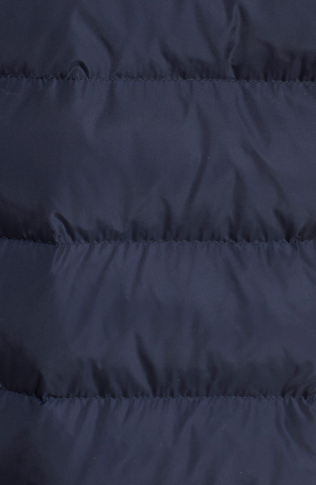 'Elestoria' Two-Piece Down Puffer Coat with Genuine Fox Fur Trim,                             Alternate thumbnail 10, color,                             419