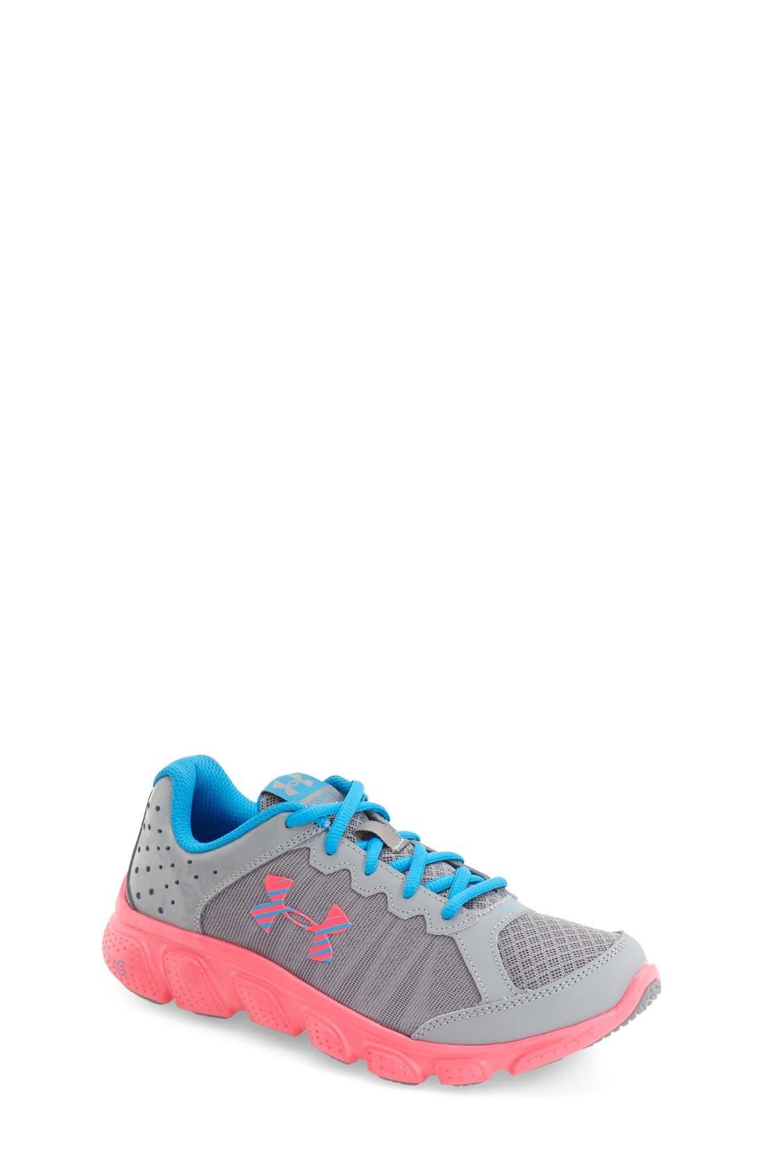 'Micro G<sup>®</sup> Assert VI' Running Shoe,                             Main thumbnail 3, color,