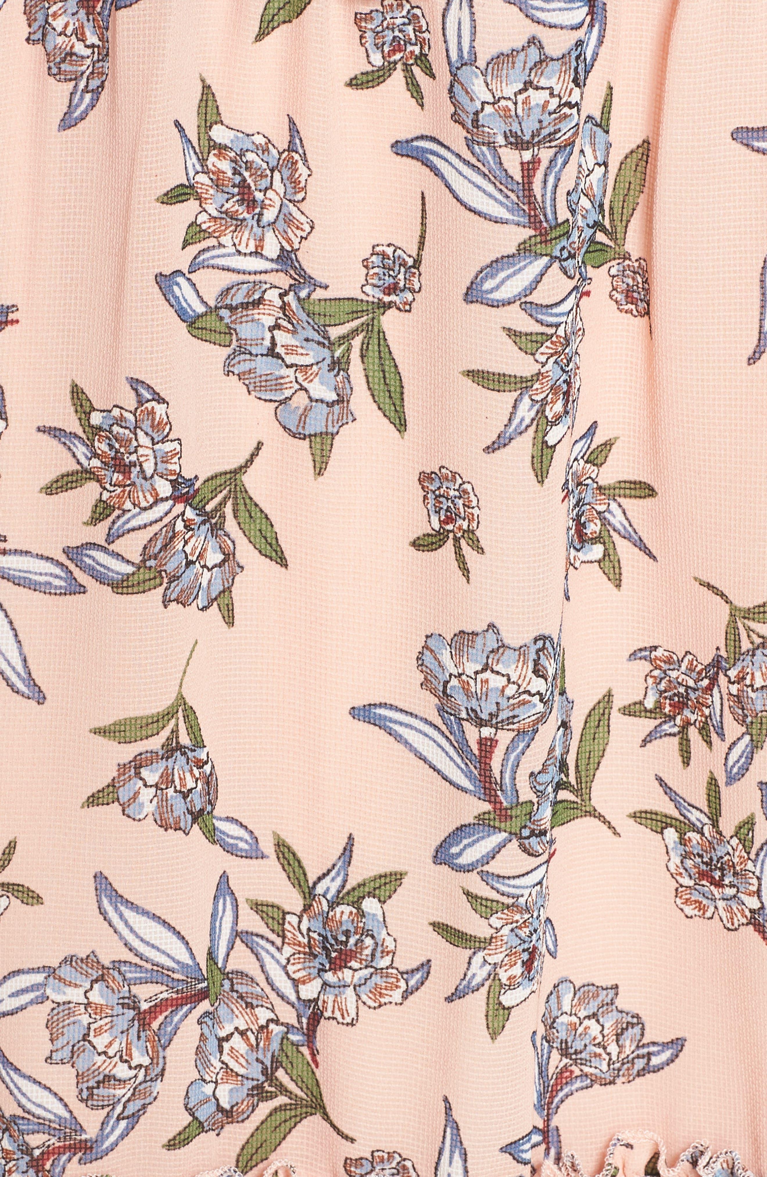 Sofi Maxi Dress,                             Alternate thumbnail 6, color,