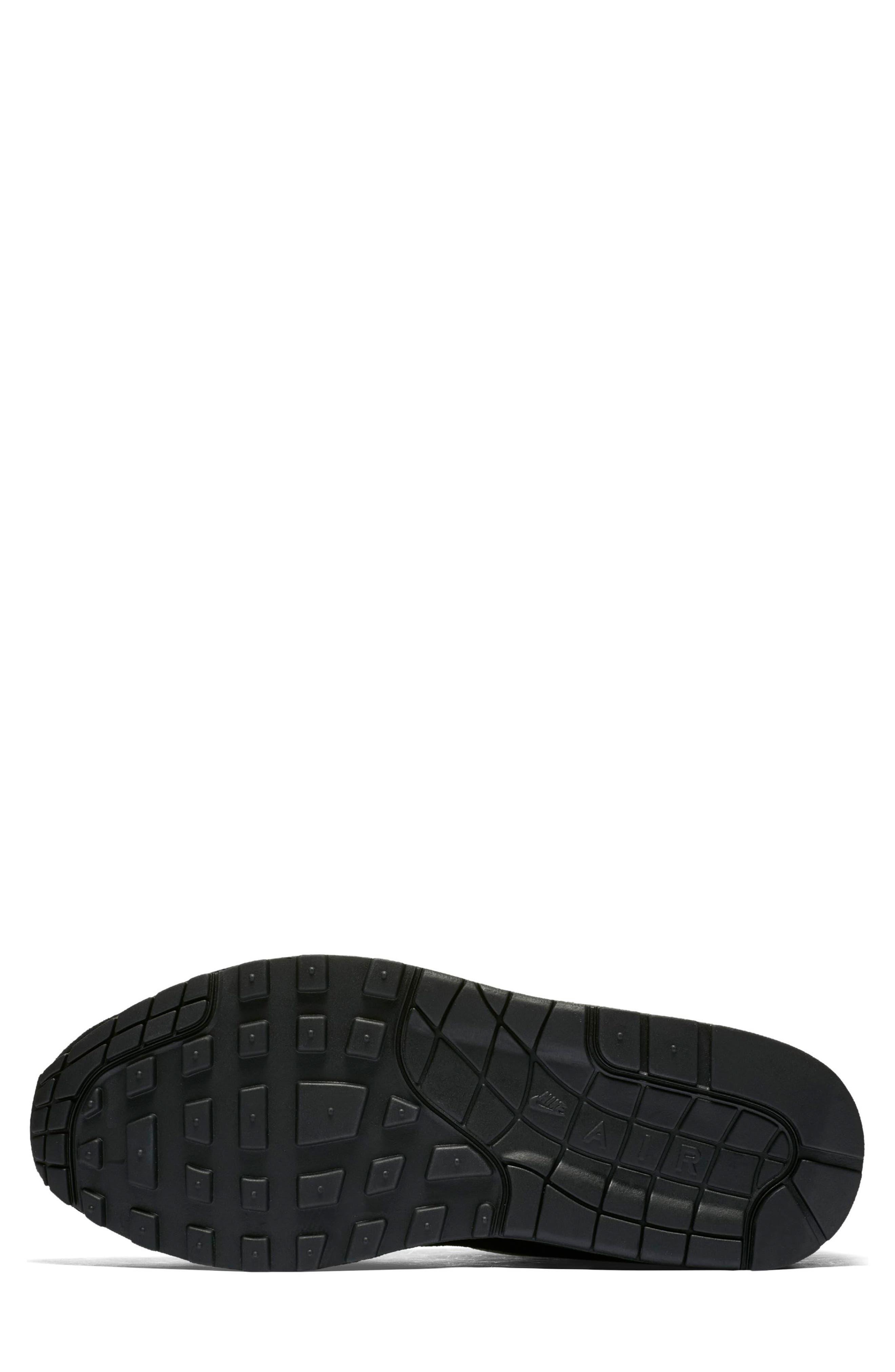 Air Max 1 Premium SC Sneaker,                             Alternate thumbnail 6, color,                             001