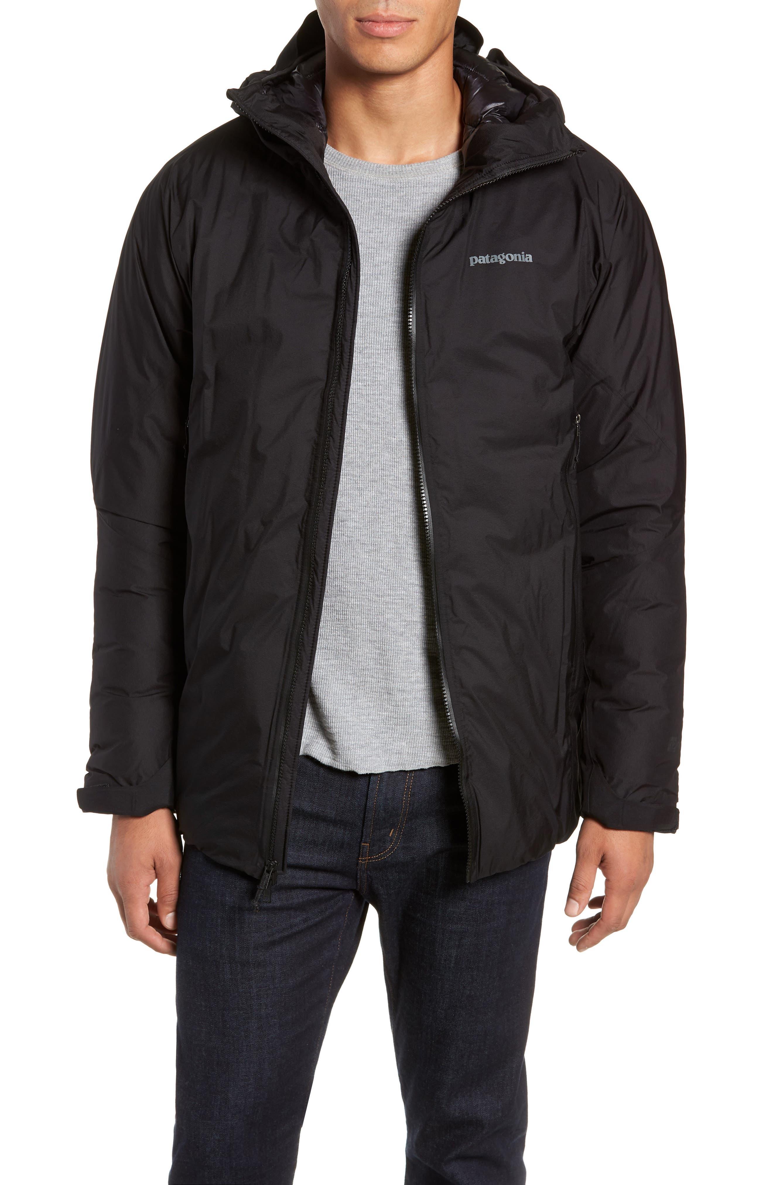 Patagonia Micro Puff Waterproof Storm Jacket