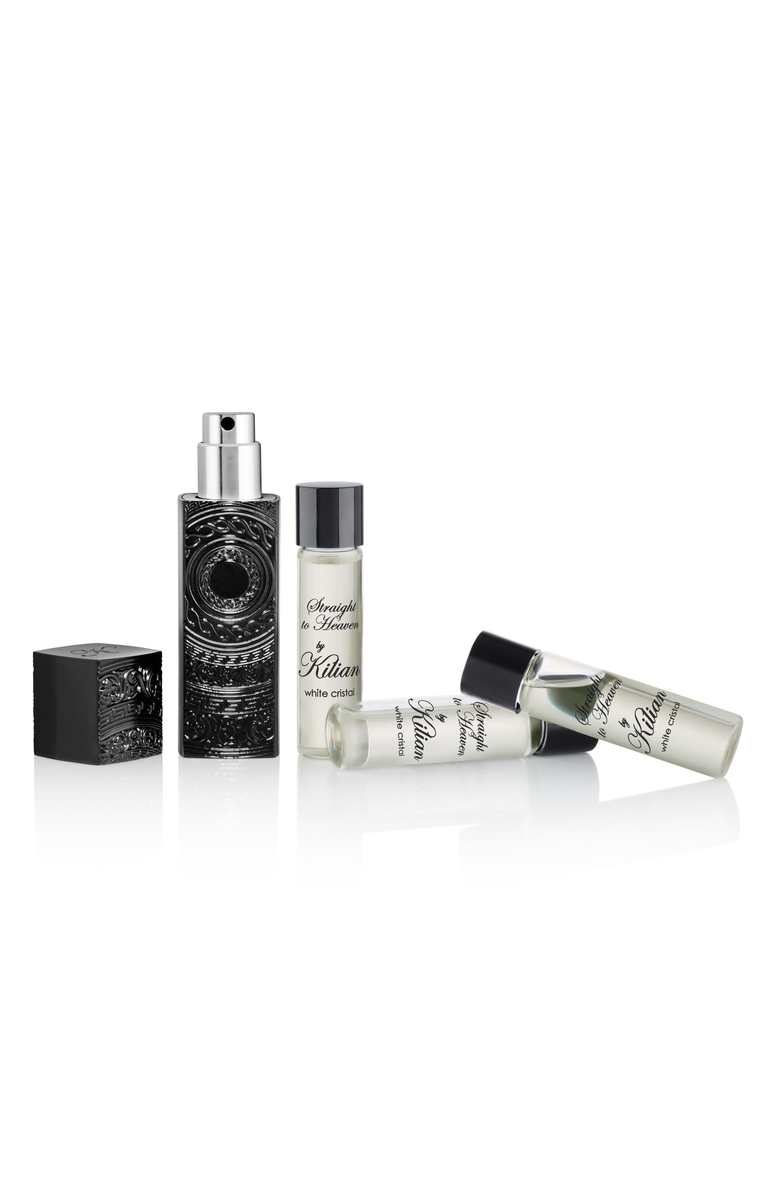 'L'Oeuvre Noire - Straight to Heaven, white cristal' Travel Set,                         Main,                         color, NO COLOR
