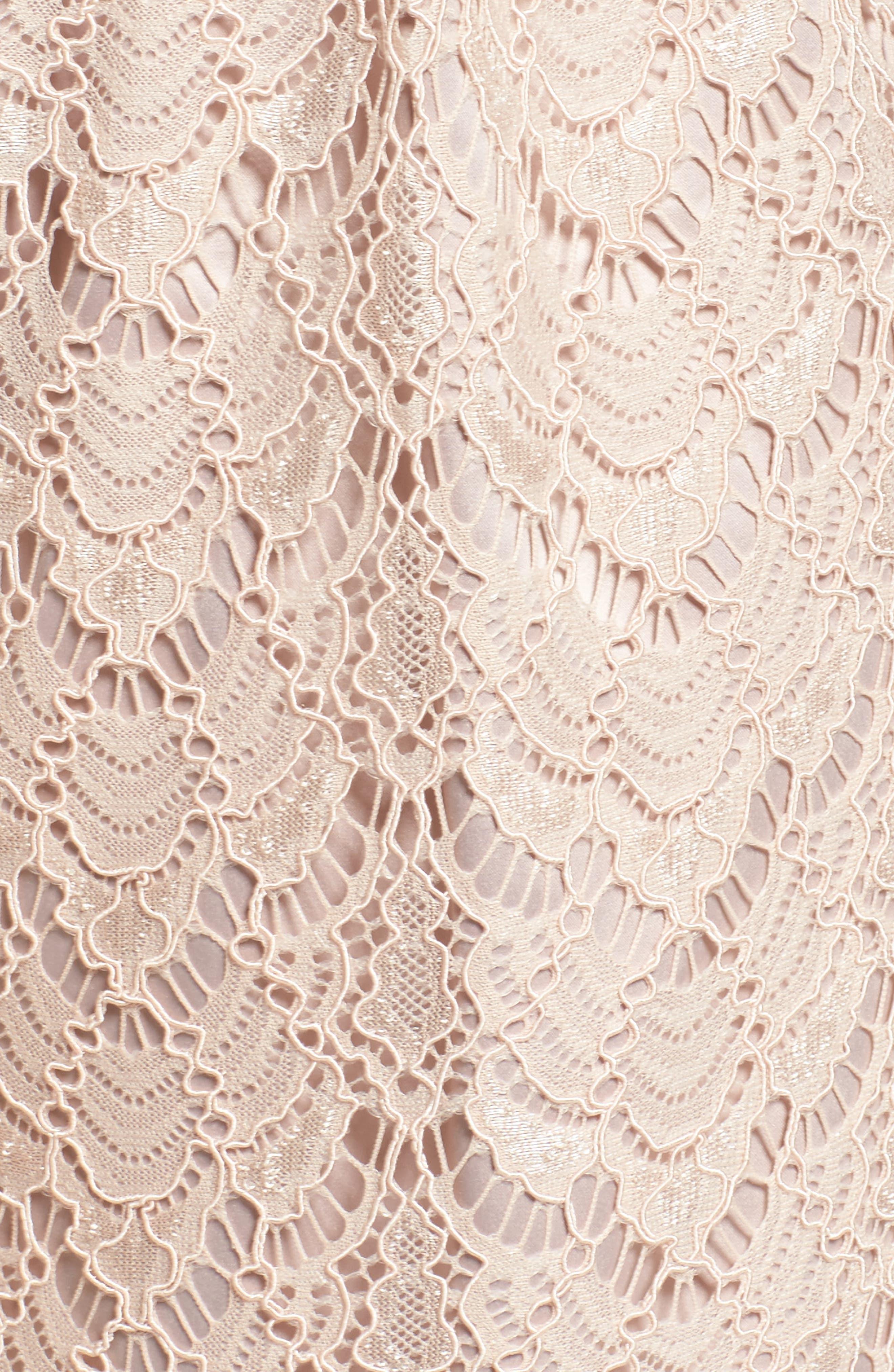 Lace Culottes,                             Alternate thumbnail 5, color,                             655