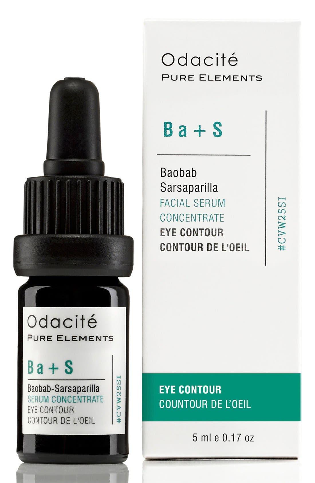 Ba + S Baobab-Sarsaparilla Eye Contour Serum Concentrate,                             Alternate thumbnail 4, color,                             NO COLOR