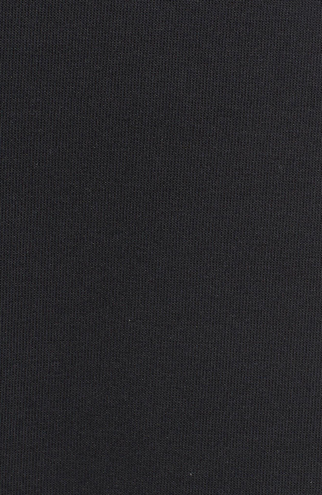 Tech Fleece Pants,                             Alternate thumbnail 5, color,                             BLACK/ BLACK