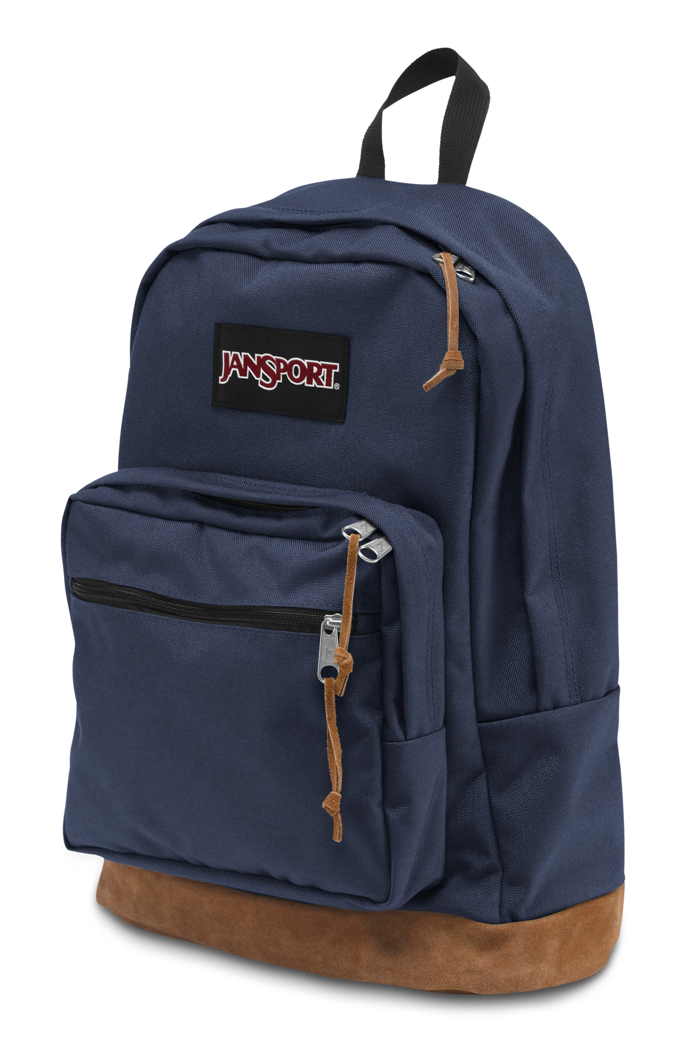 'Right Pack' Backpack,                             Alternate thumbnail 11, color,                             NAVY