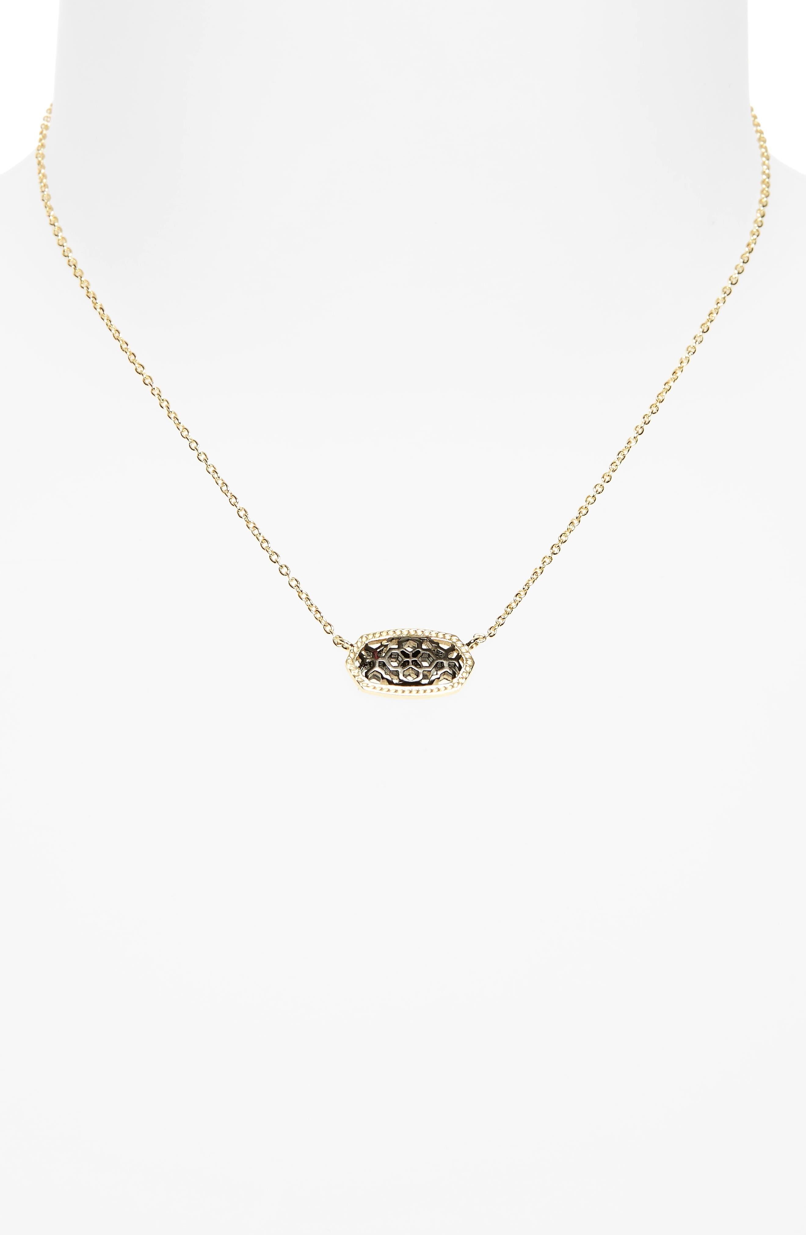 'Elisa' Pendant Necklace,                             Alternate thumbnail 246, color,