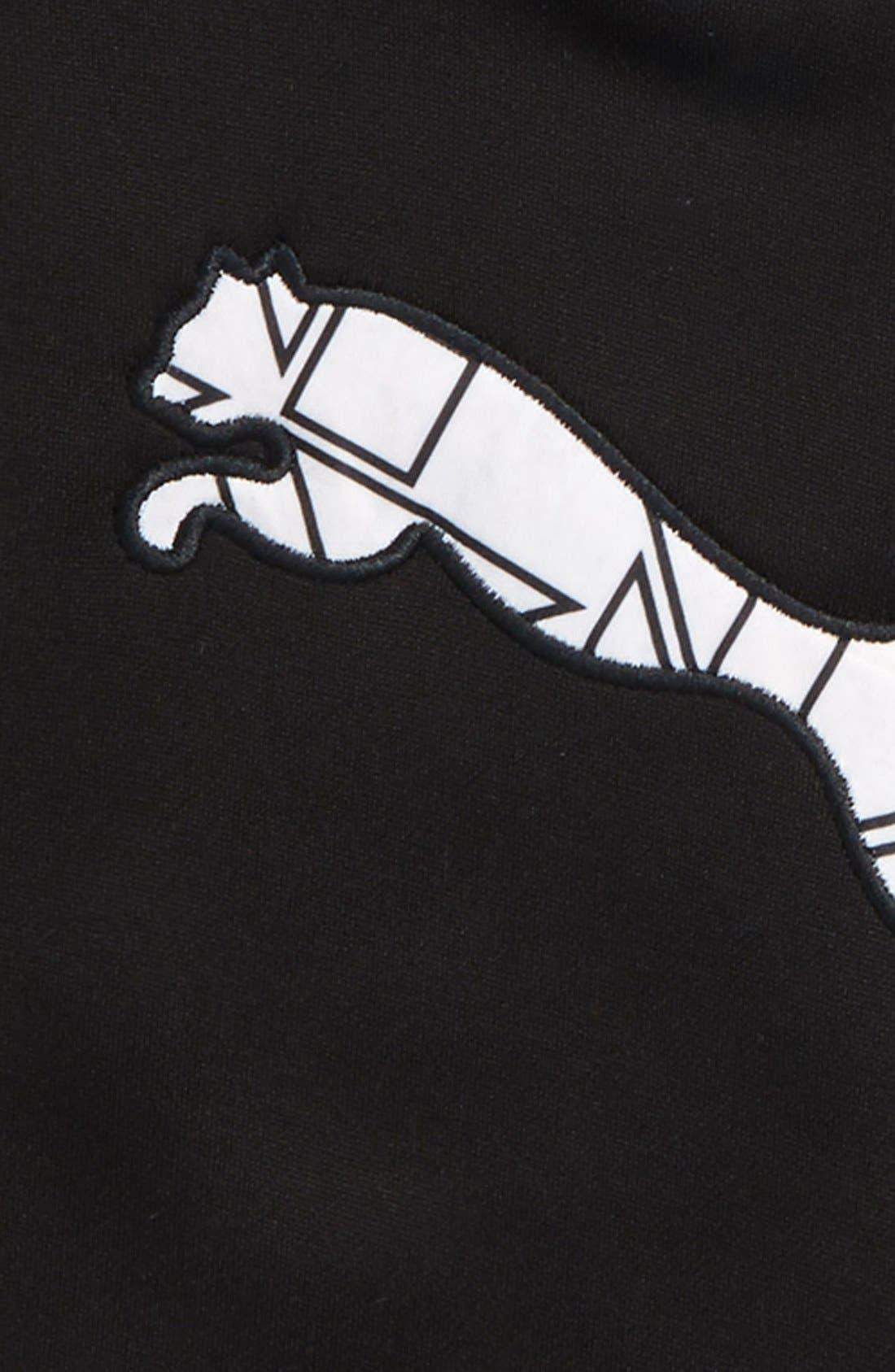 'Big Cat' Hoodie,                             Alternate thumbnail 2, color,                             001