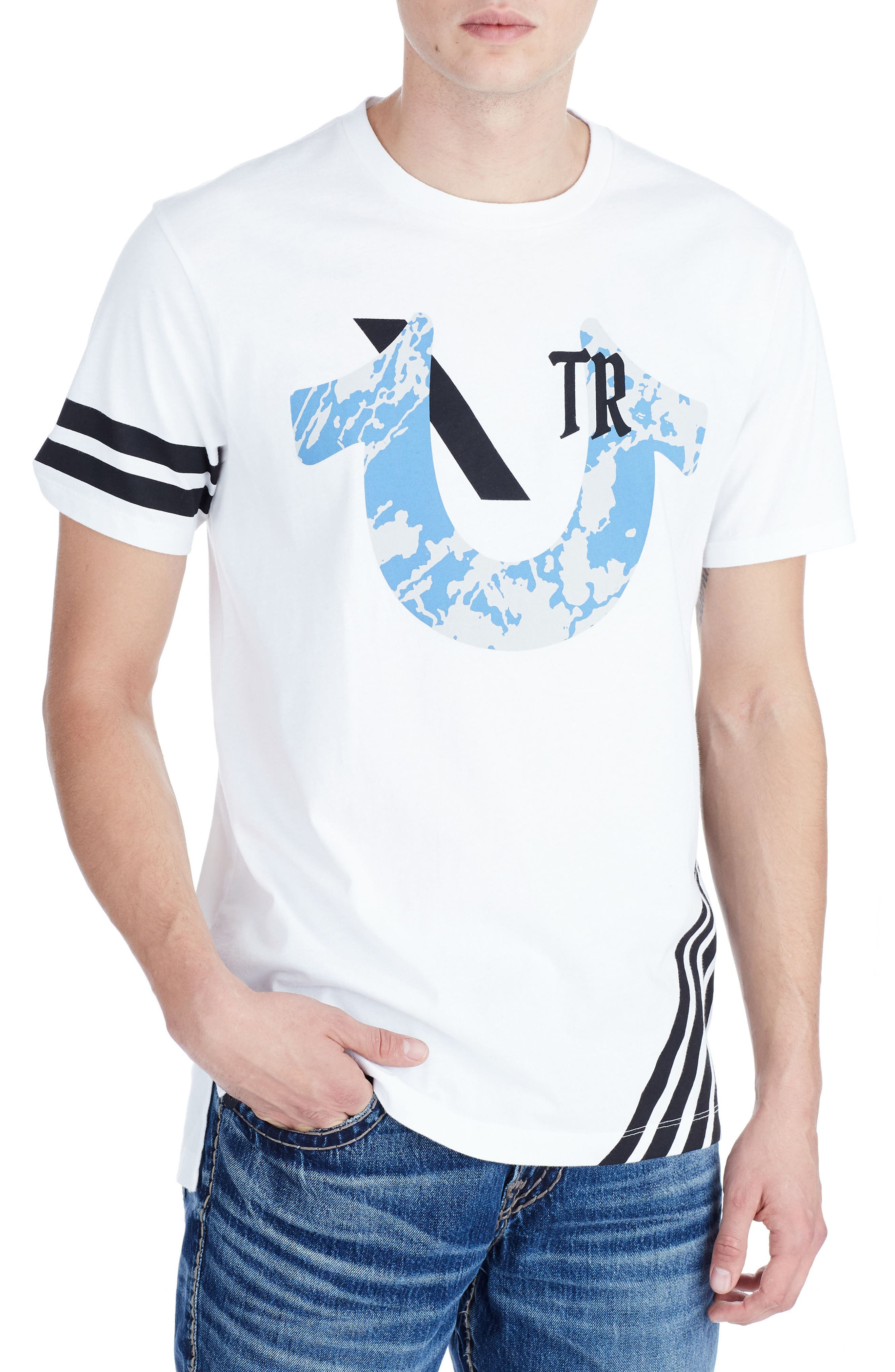 Sport T-Shirt,                             Main thumbnail 1, color,                             100