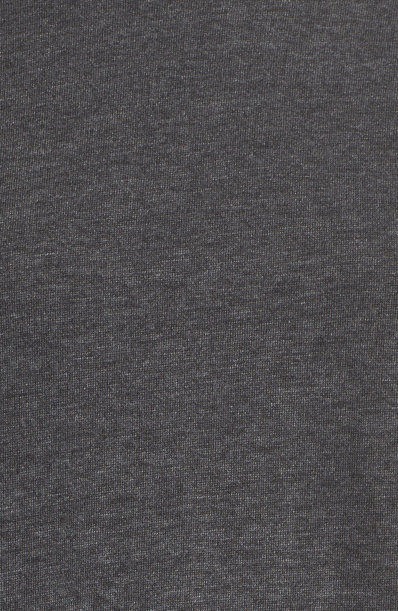 Good Hood Sweatshirt Dress,                             Alternate thumbnail 5, color,                             020