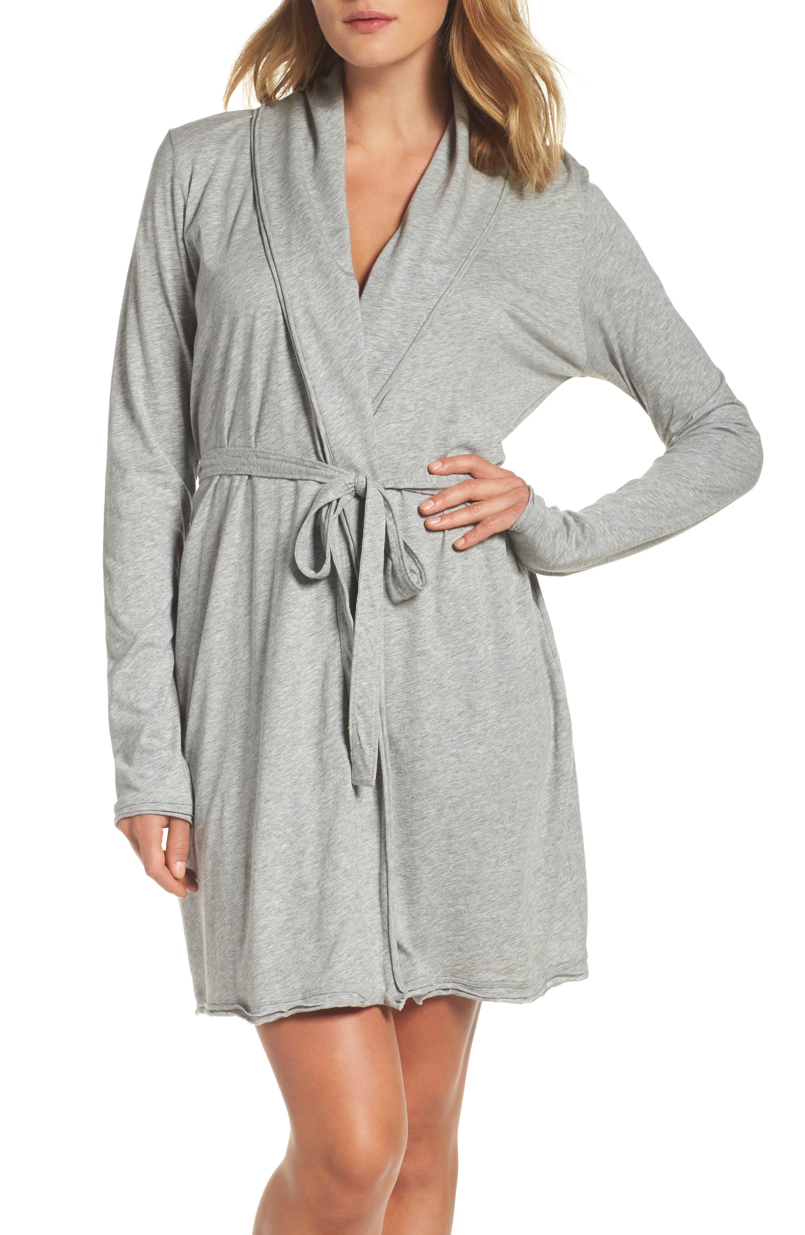 Coco Short Robe,                         Main,                         color, 020