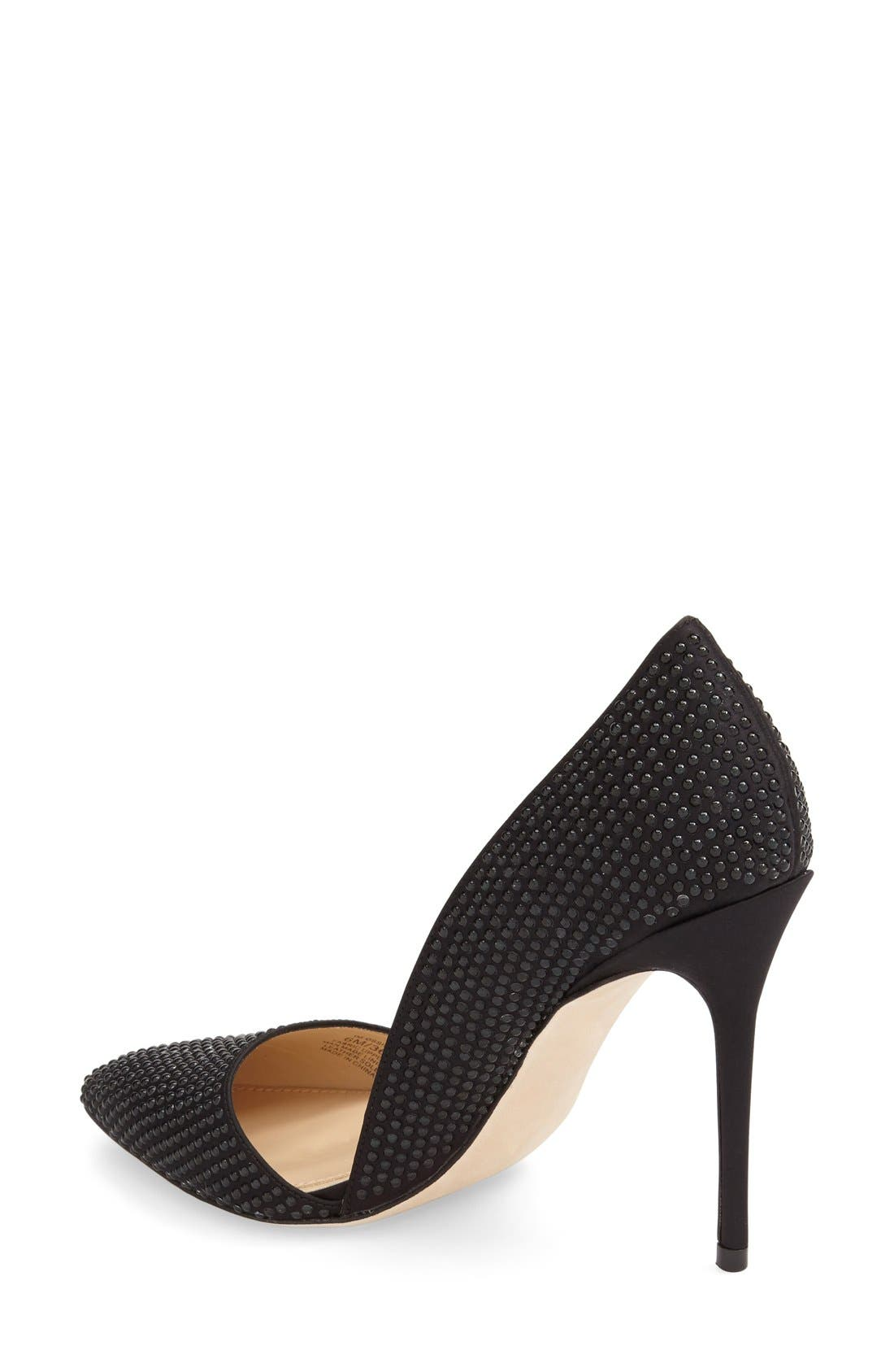 Imagine Vince Camuto 'Ossie' d'Orsay Pump,                             Alternate thumbnail 2, color,                             001