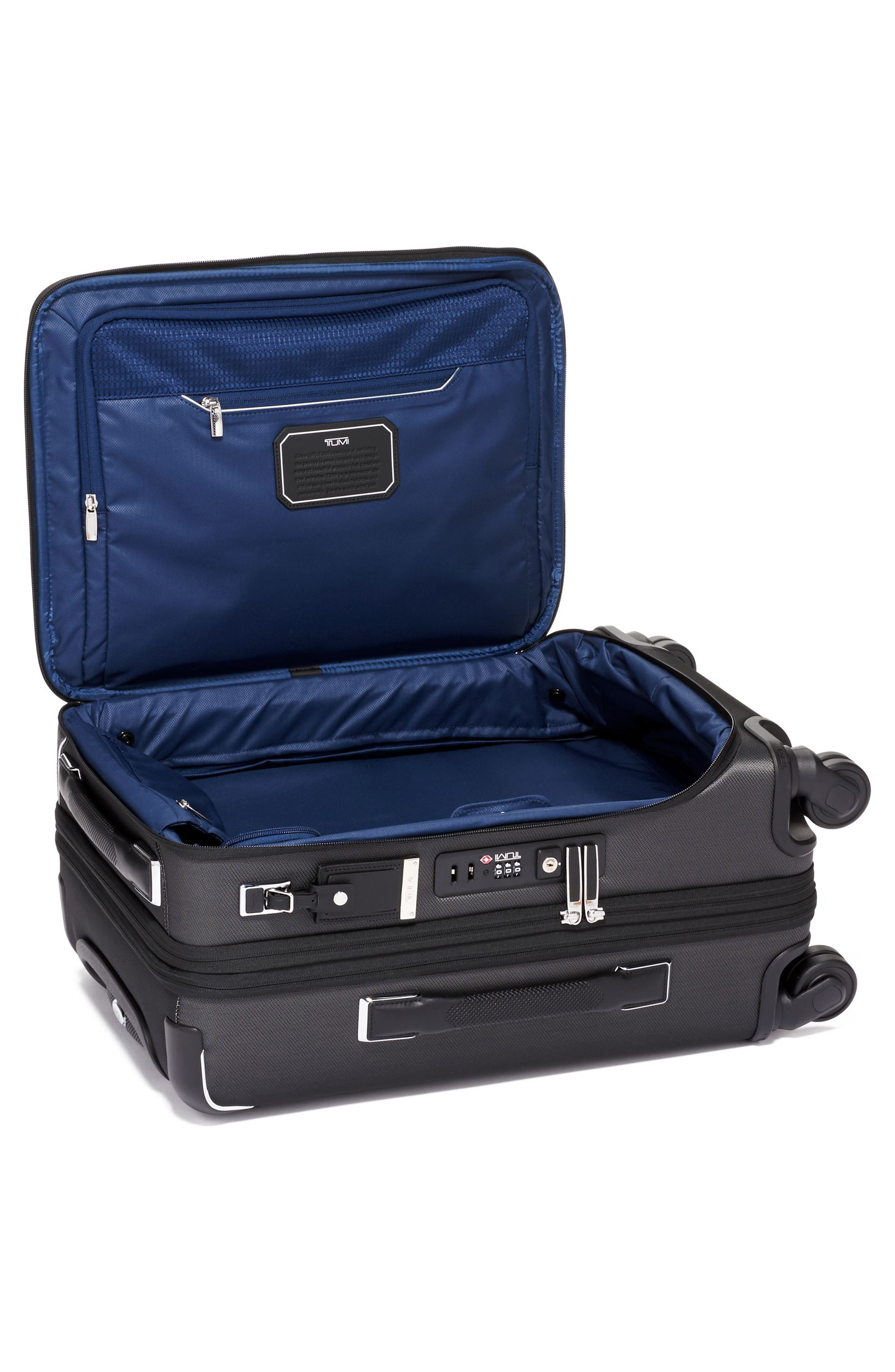 Arrivé 22-Inch International Rolling Carry-On,                             Alternate thumbnail 2, color,                             PEWTER