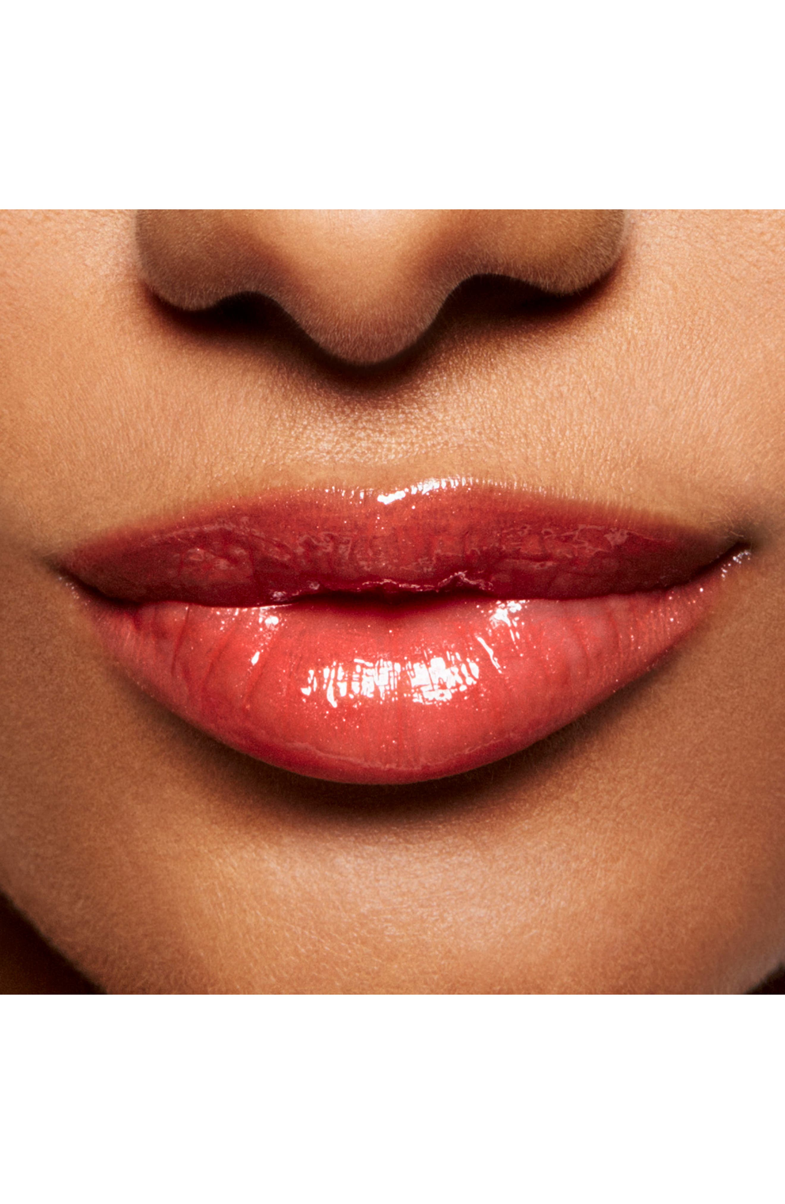 MAC Aaliyah Lipglass,                             Alternate thumbnail 7, color,                             LI LIS MOTOR CITY