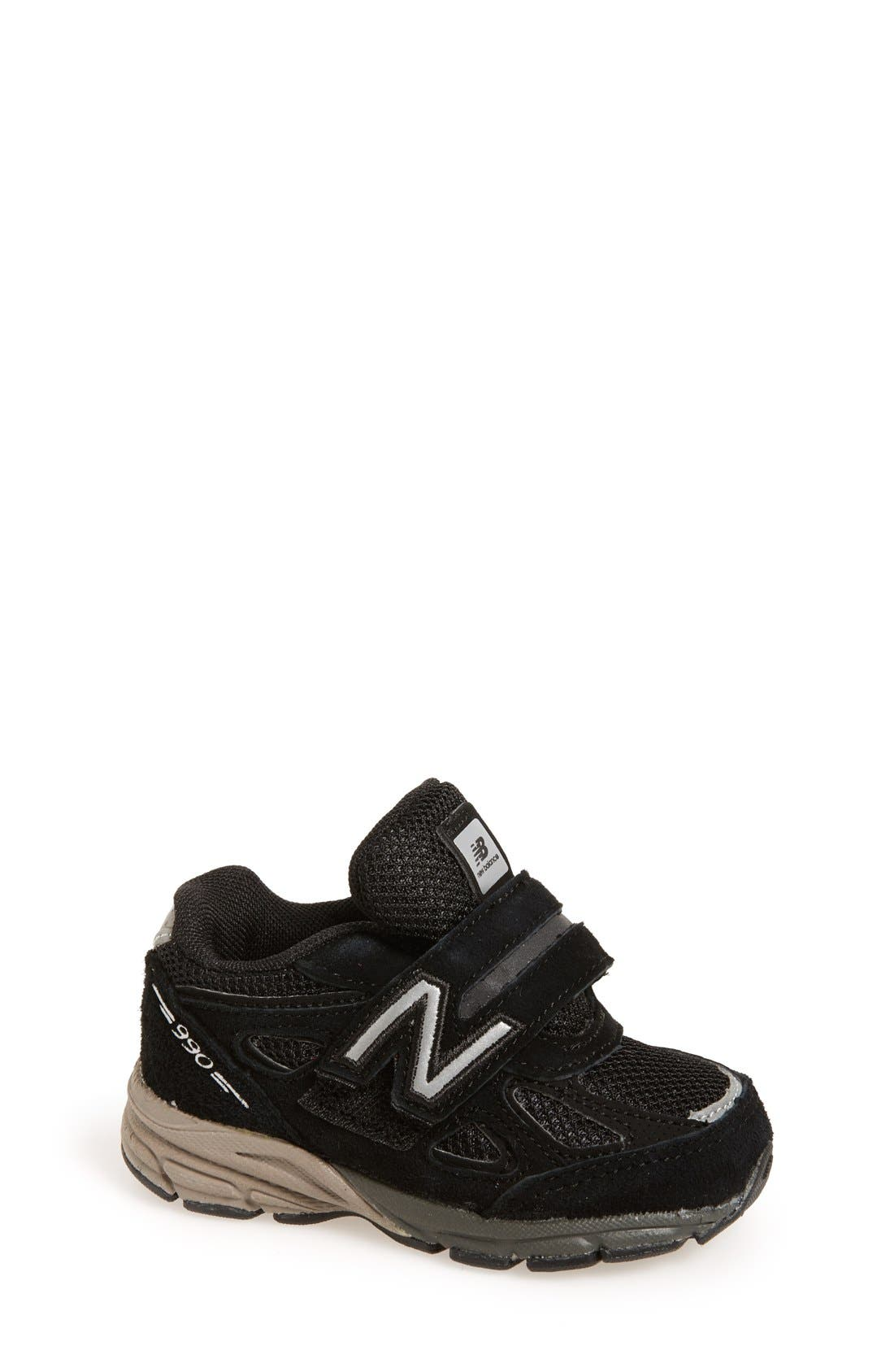 '990' Sneaker,                         Main,                         color, 001