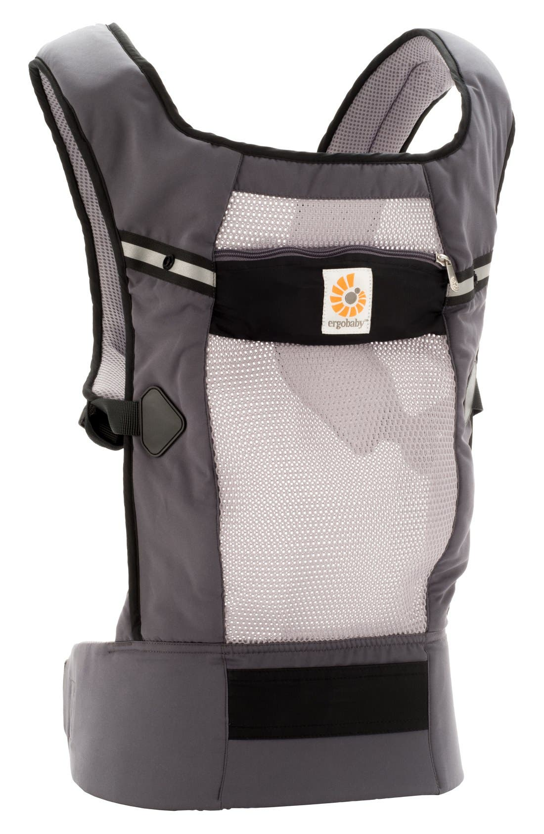 ERGOBABY,                             'Performance' Baby Carrier,                             Alternate thumbnail 3, color,                             025
