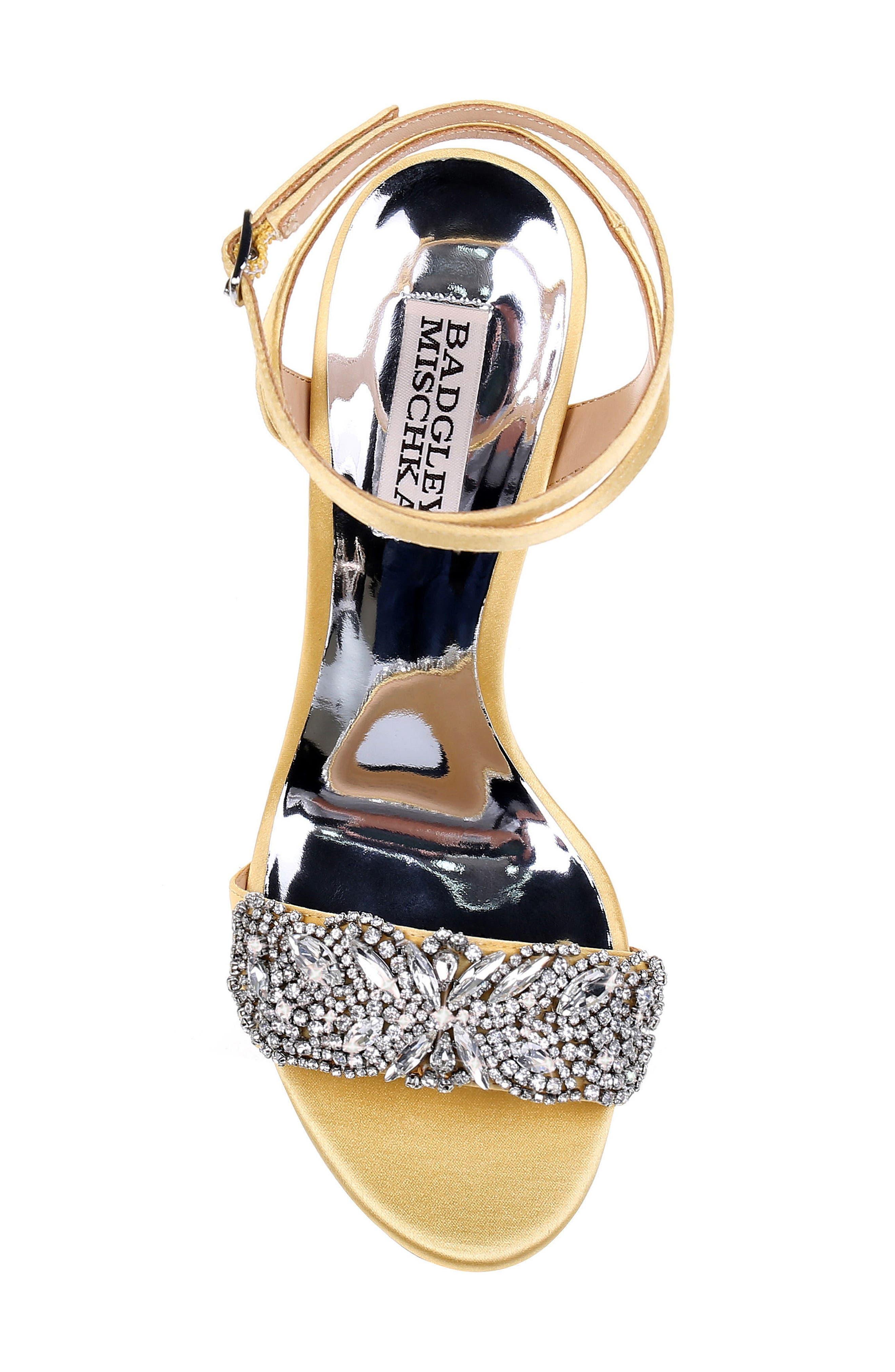 Hailey Embellished Ankle Strap Sandal,                             Alternate thumbnail 30, color,
