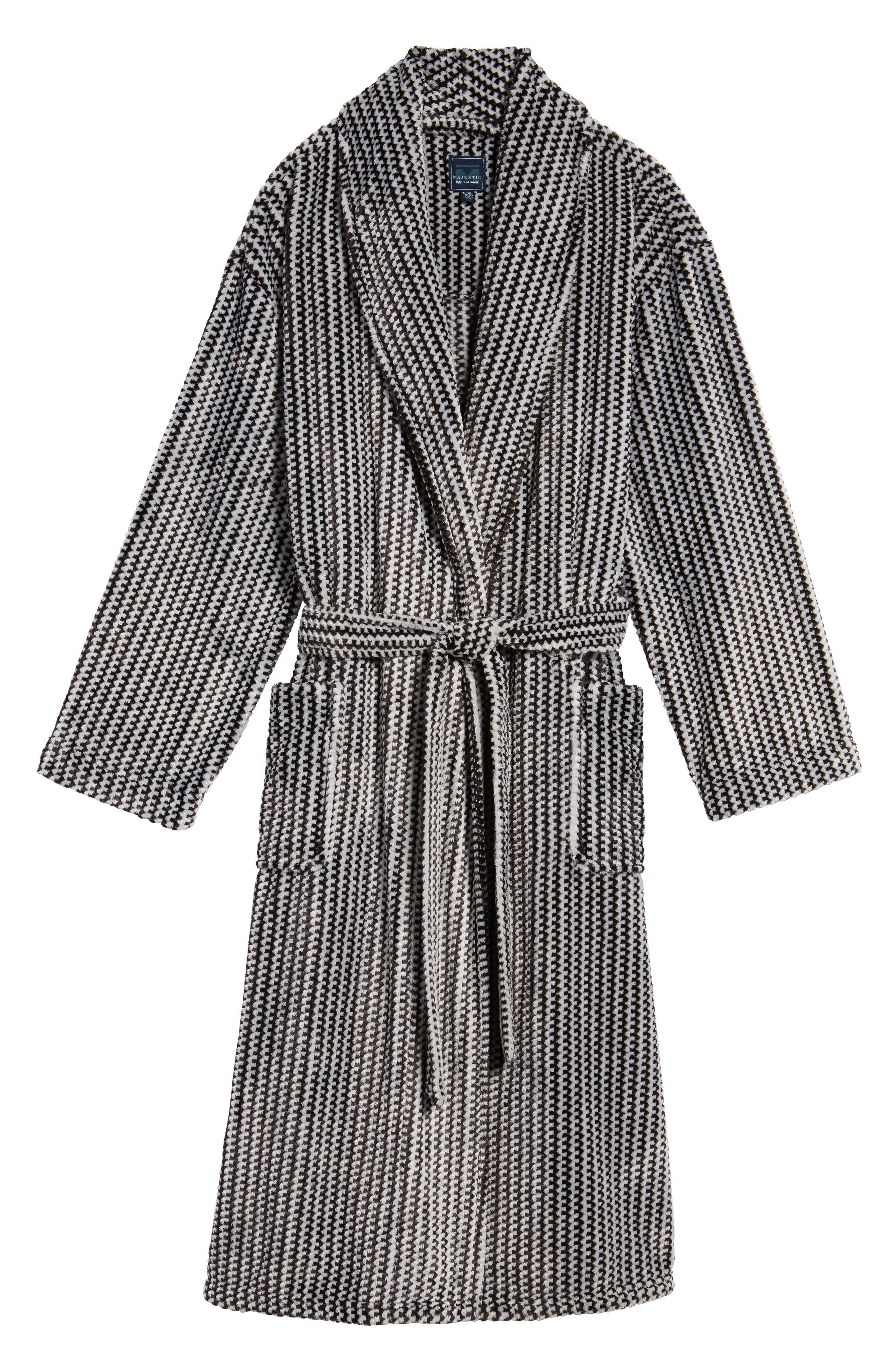 Metro Marled Robe,                             Alternate thumbnail 6, color,                             010