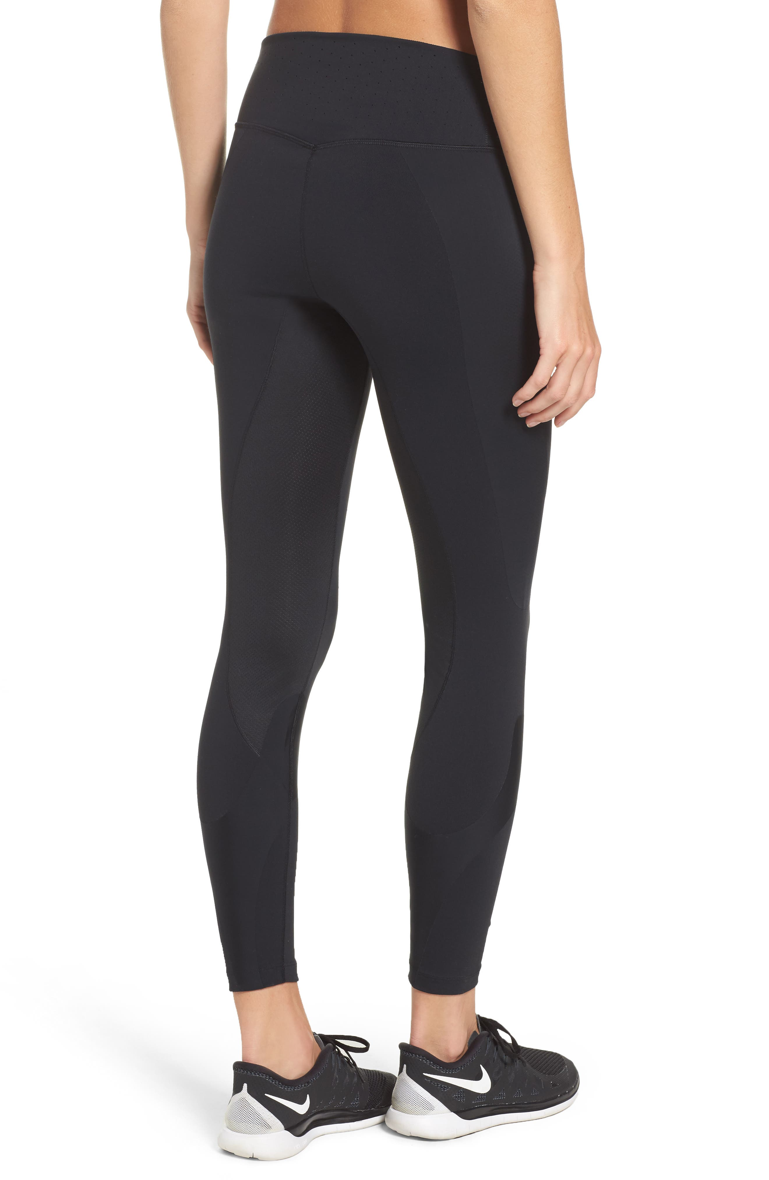 Power Legend Training Tights,                             Alternate thumbnail 4, color,