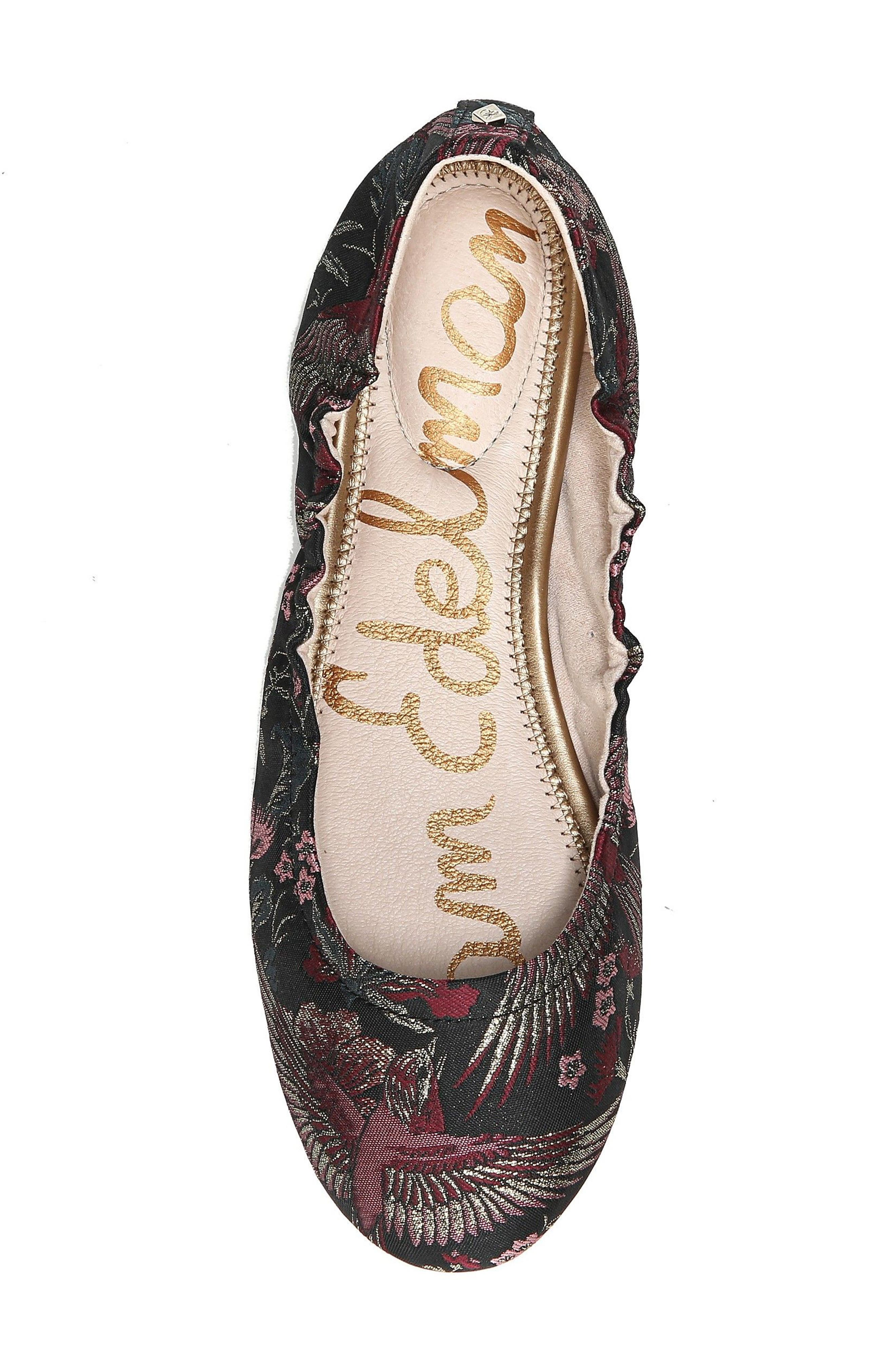 SAM EDELMAN,                             Farrow Flat,                             Alternate thumbnail 5, color,                             001