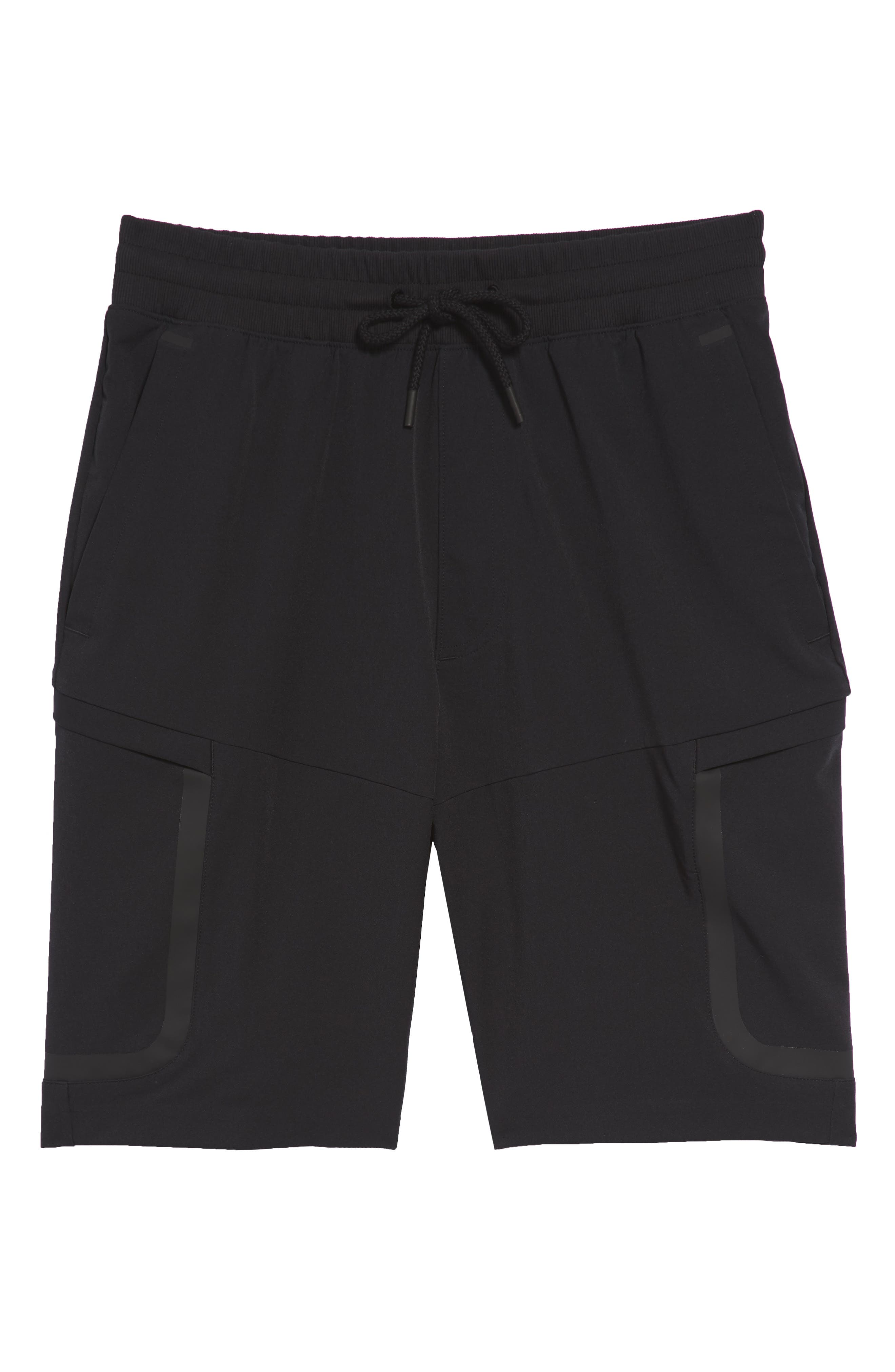 Sportstyle Elite Cargo Shorts,                             Alternate thumbnail 6, color,                             001