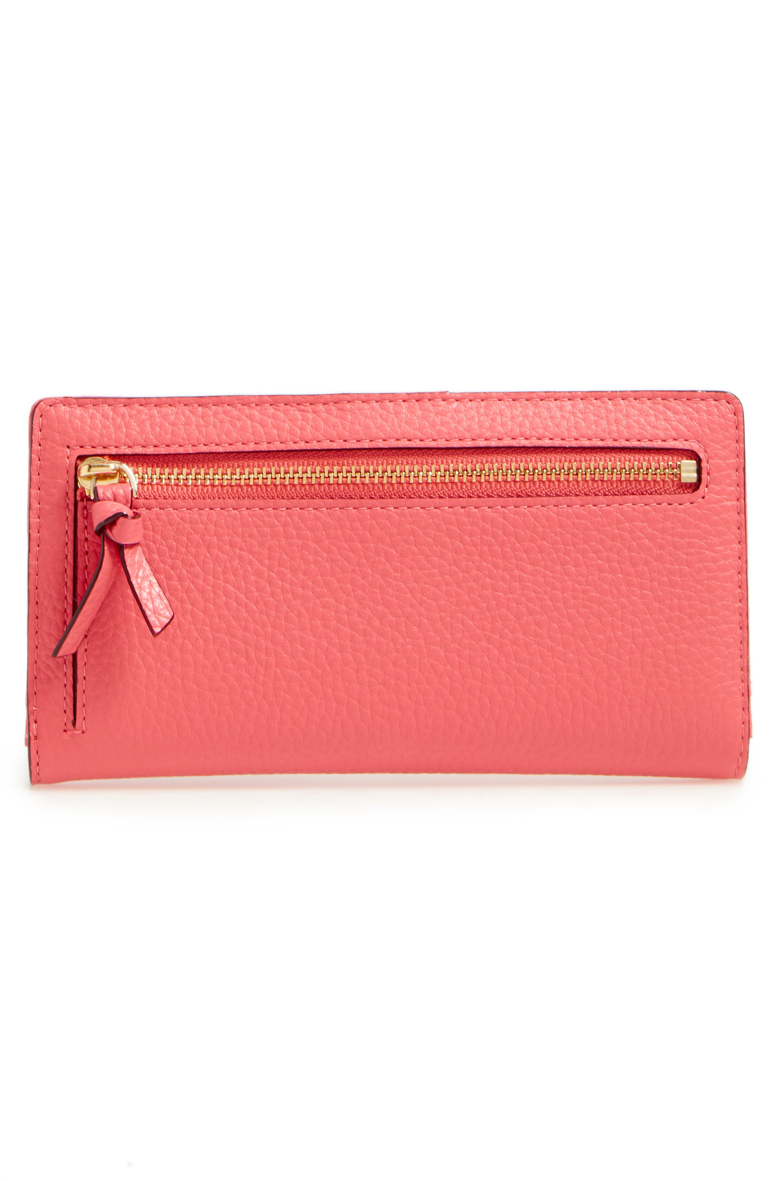jackson street stacy leather wallet,                             Alternate thumbnail 8, color,