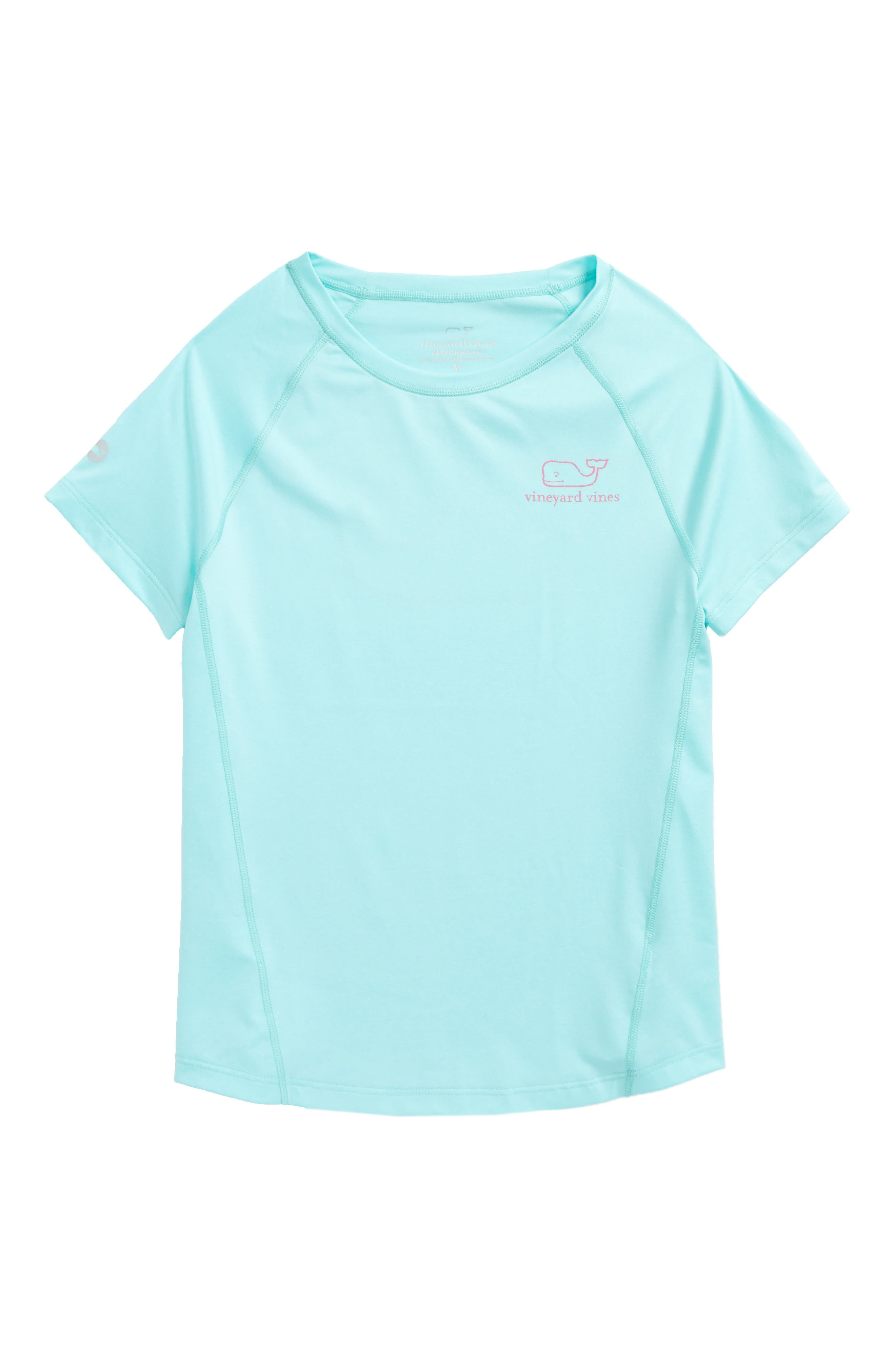Vintage Whale Performance Tee,                         Main,                         color,