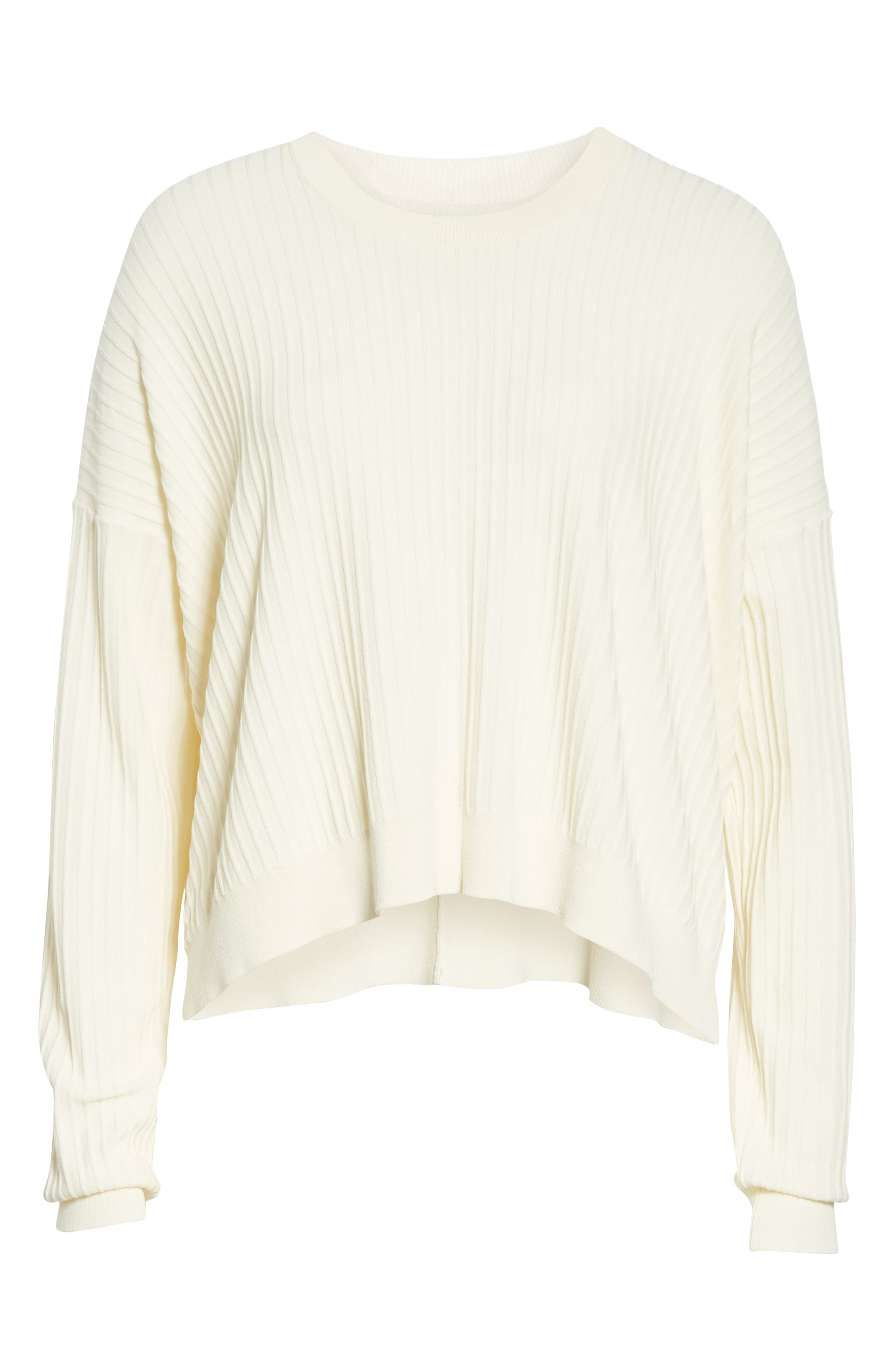 Issy Ribbed Sweater,                             Alternate thumbnail 6, color,                             900