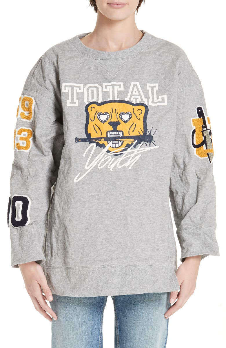 Undercover TOTAL YOUTH SWEATSHIRT