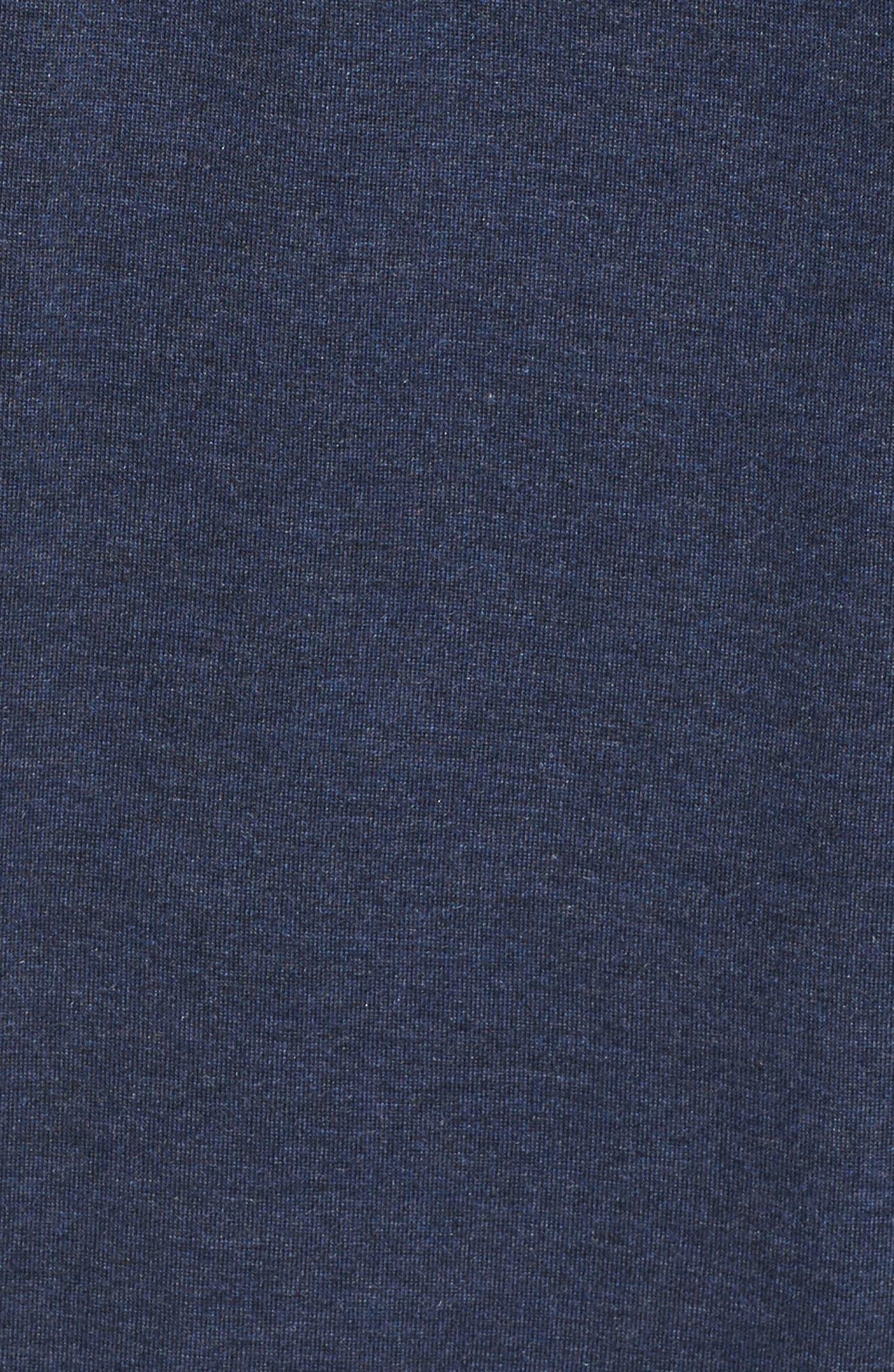 Jersey Robe,                             Alternate thumbnail 5, color,                             400