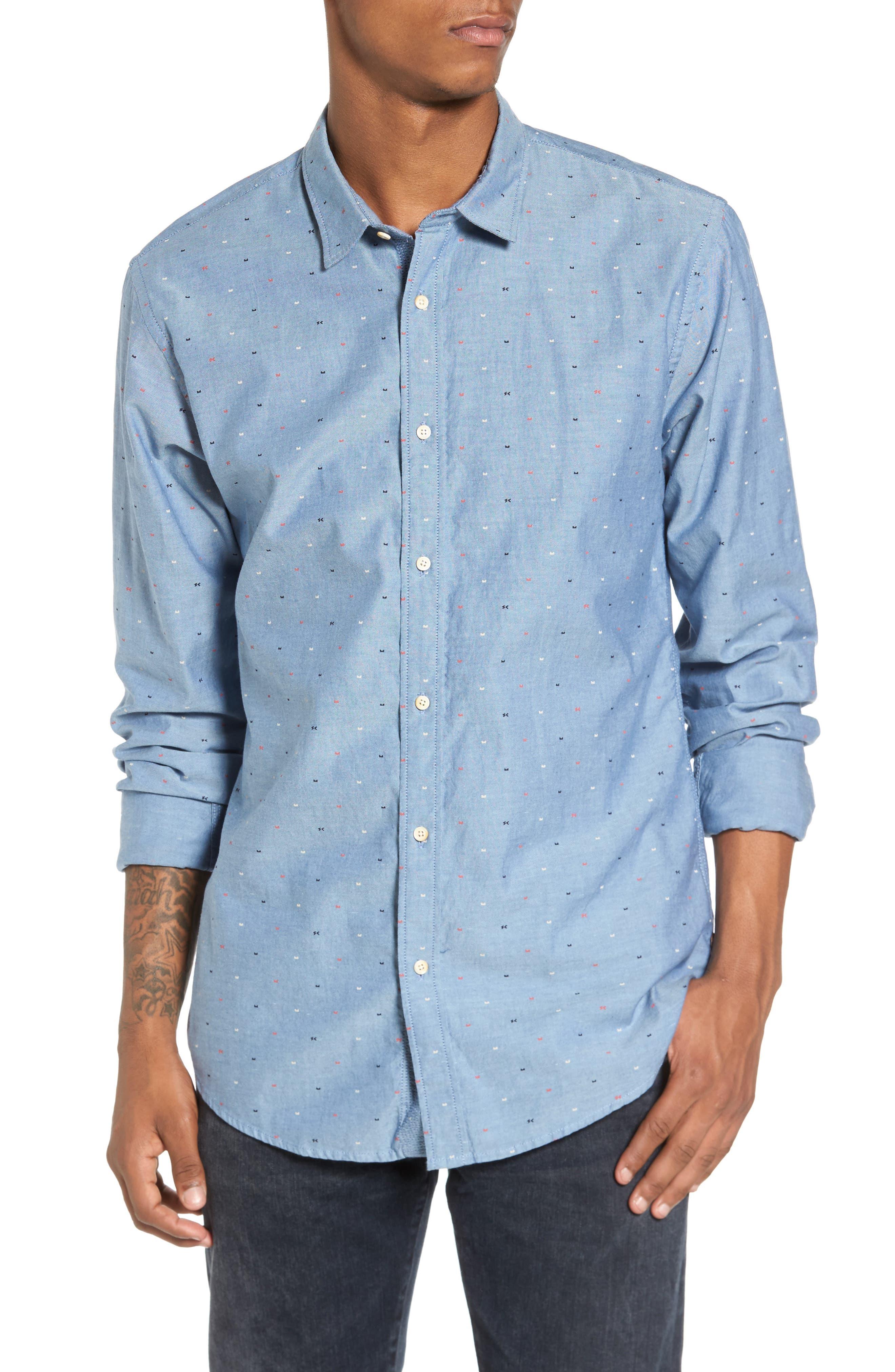 Classic Oxford Shirt,                         Main,                         color,