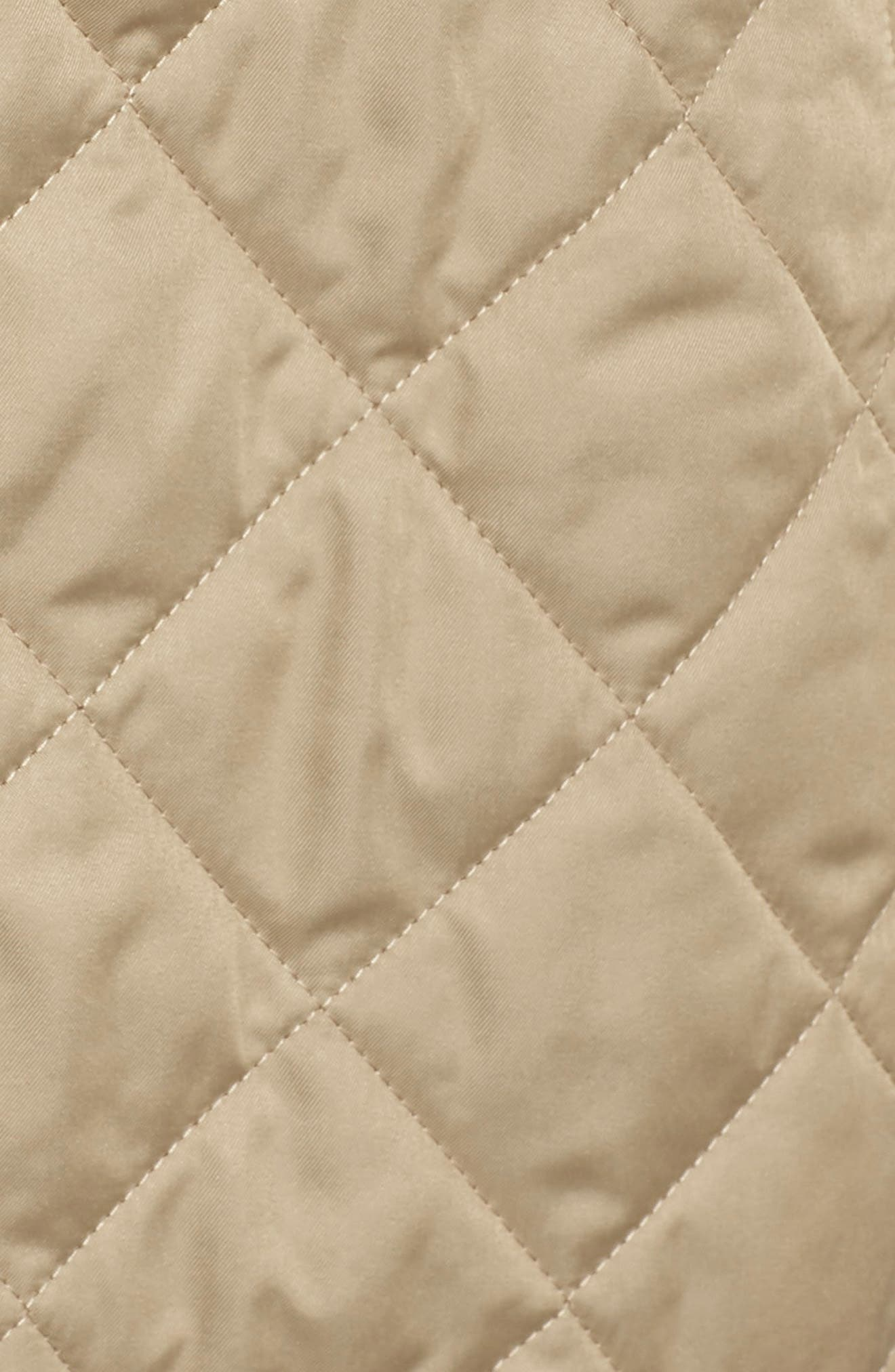 Frankby 18 Quilted Jacket,                             Alternate thumbnail 11, color,                             CANVAS