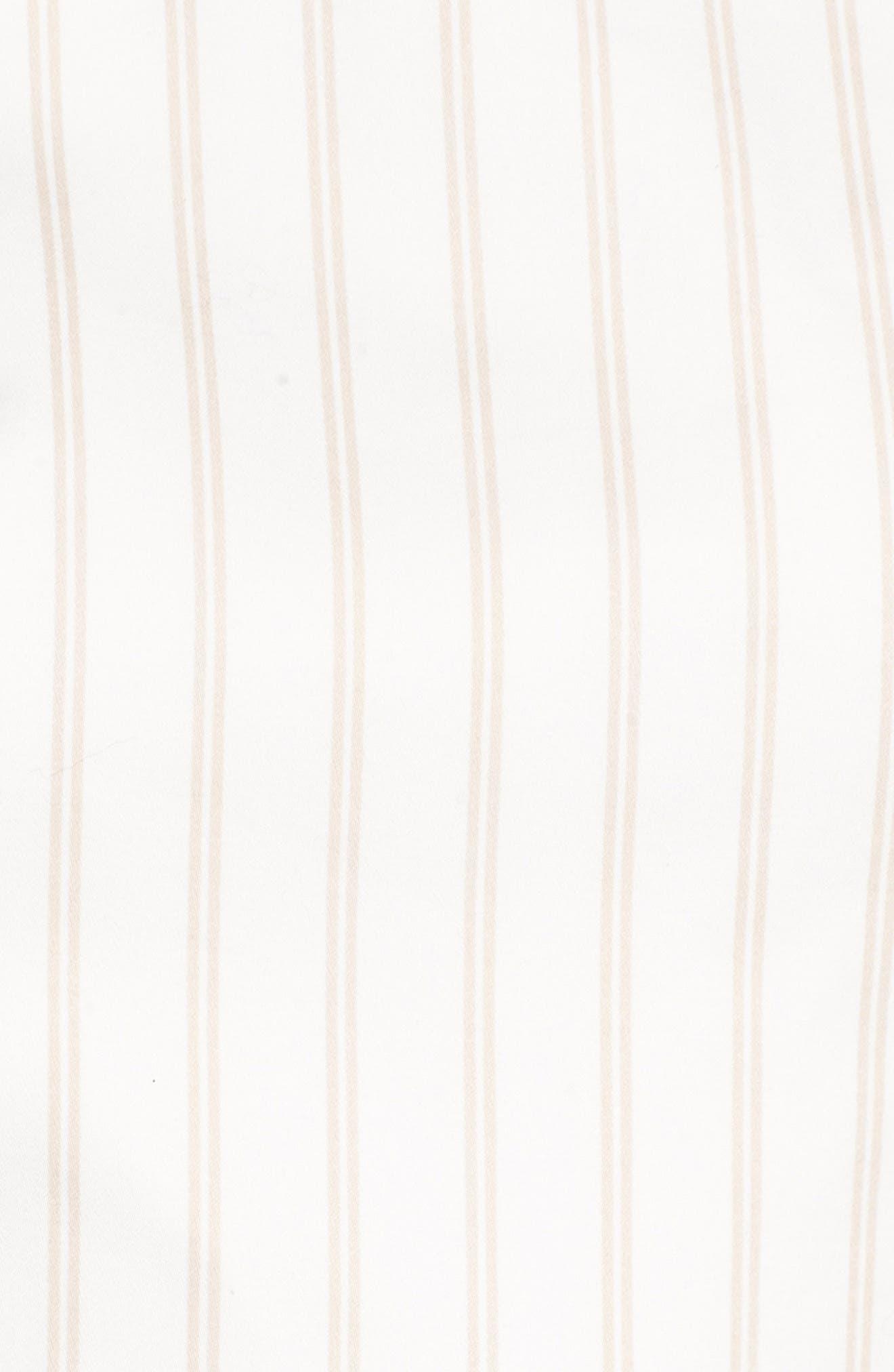 Fit & Flare Dress,                             Alternate thumbnail 5, color,                             900