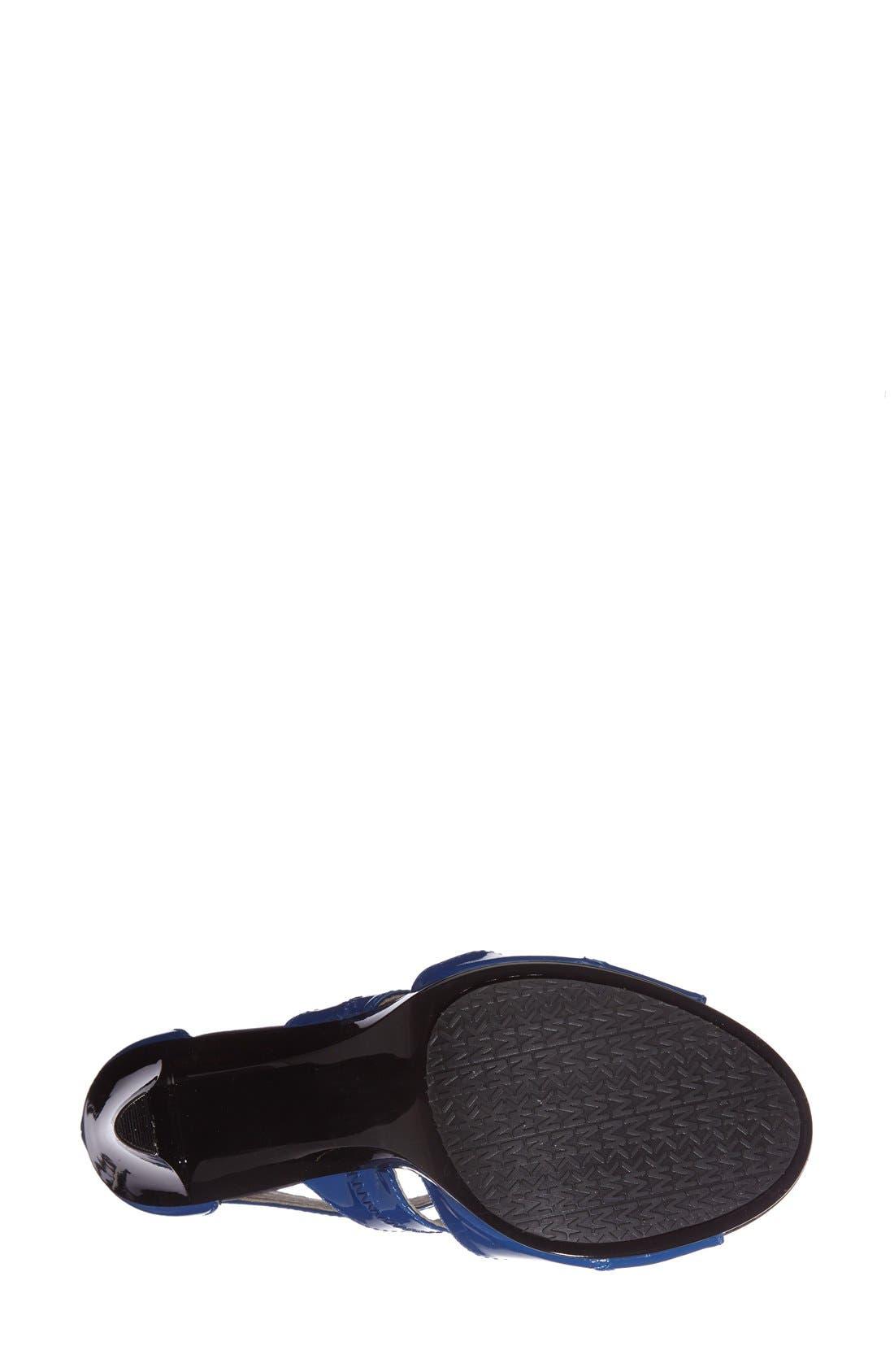 'Berkley' T-Strap Sandal,                             Alternate thumbnail 34, color,