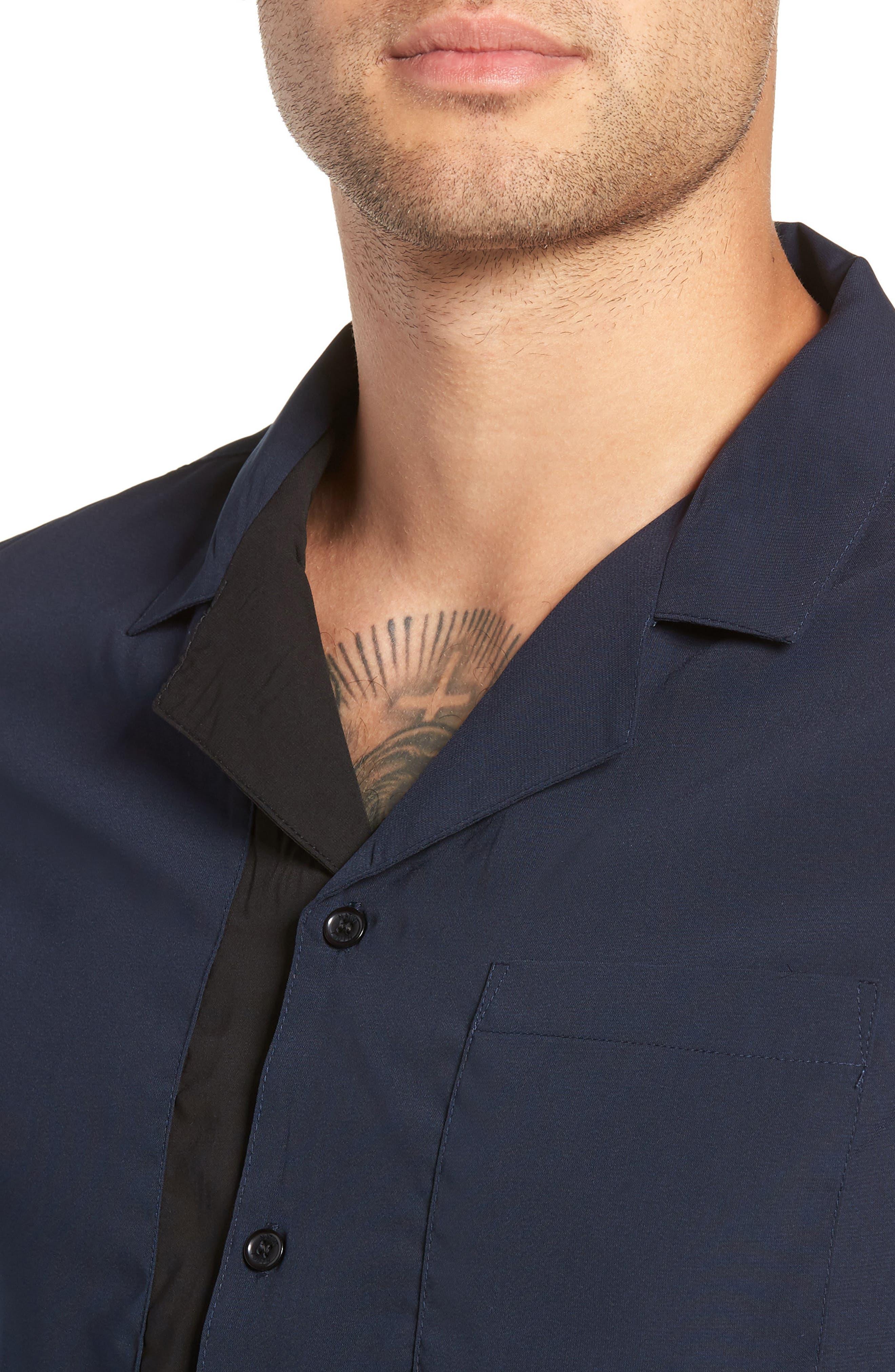 York Woven Shirt,                             Alternate thumbnail 2, color,                             400