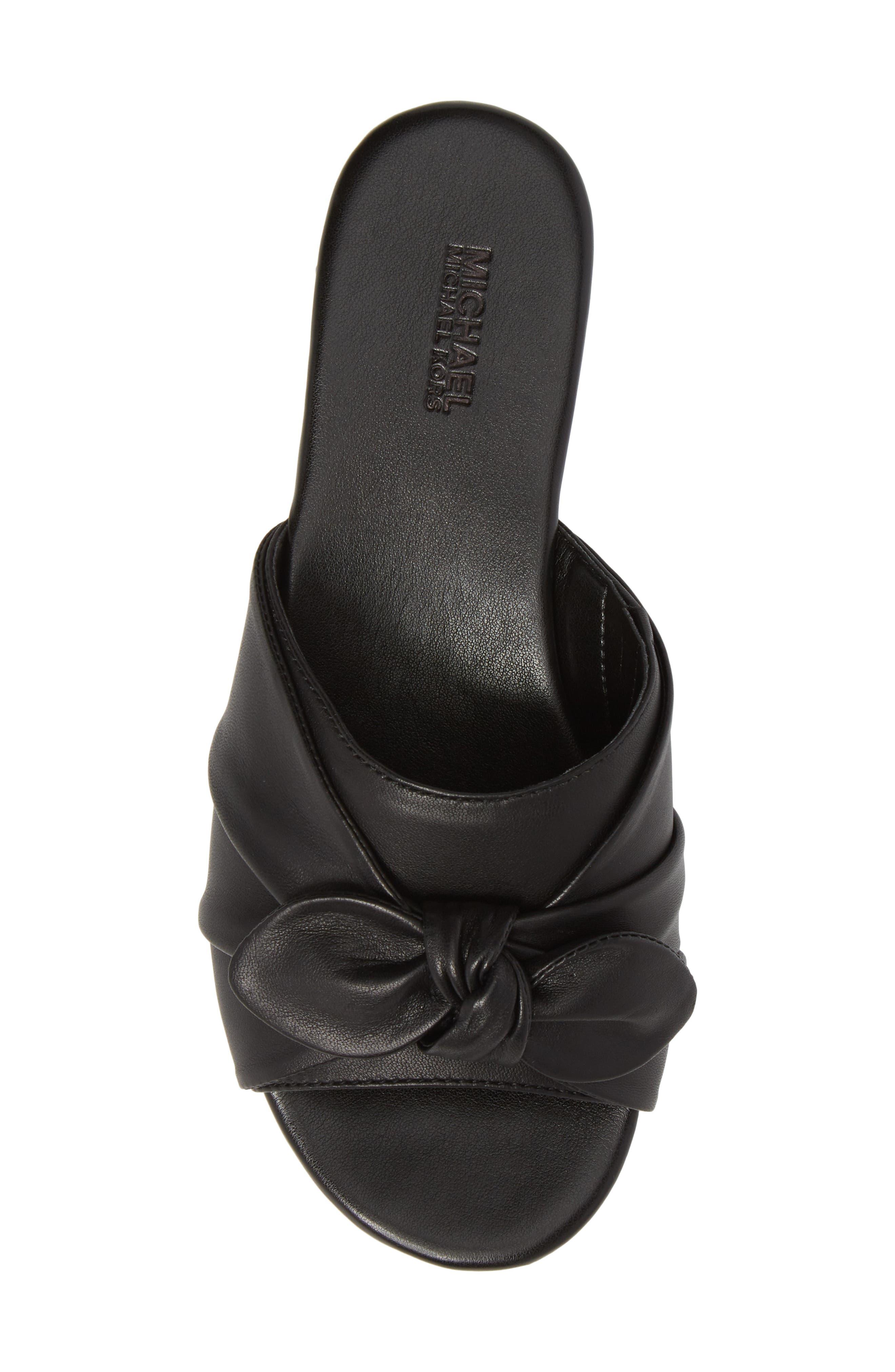 Pippa Platform Slide Sandal,                             Alternate thumbnail 5, color,                             001