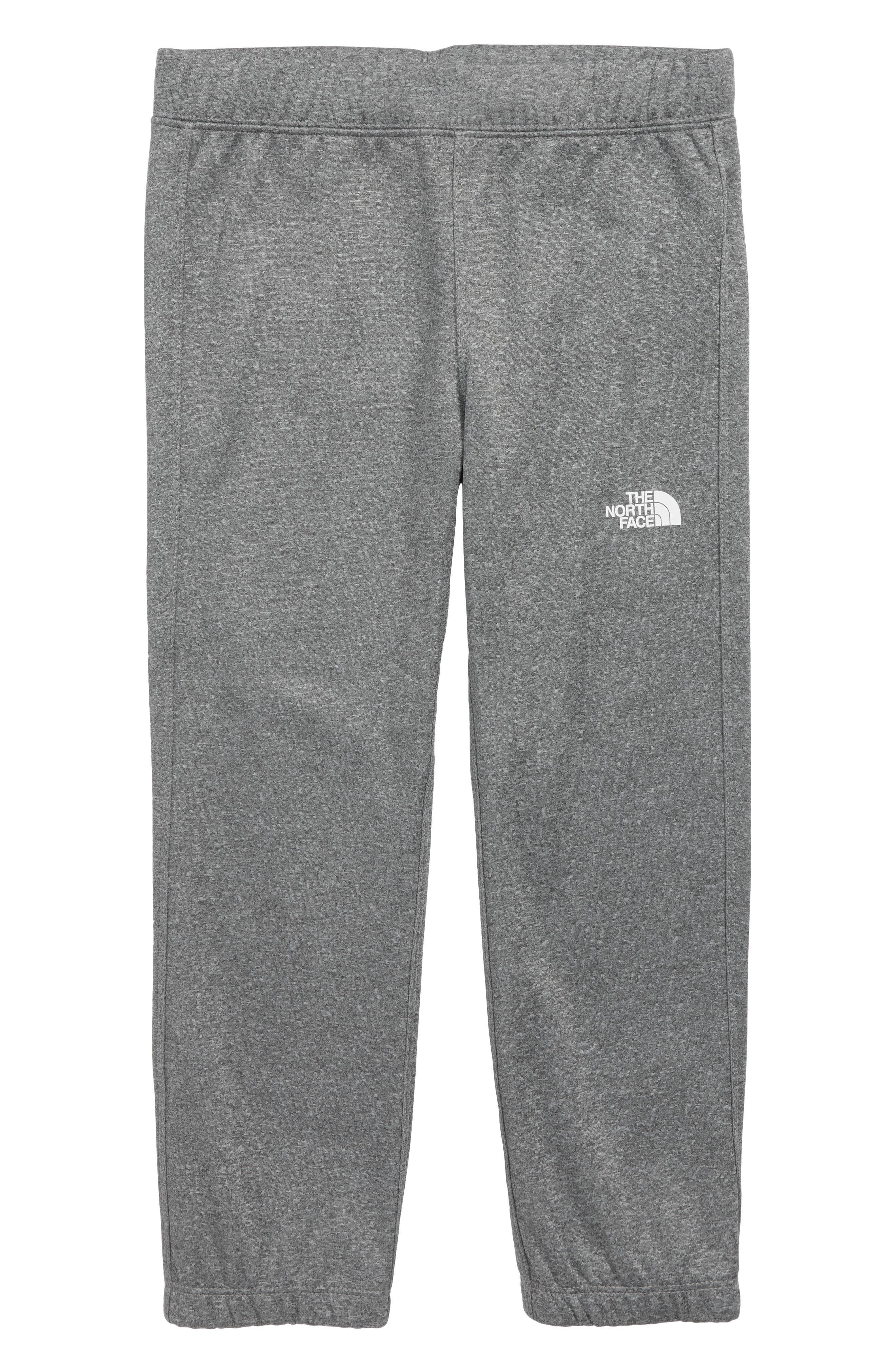 THE NORTH FACE Surgent Sweatpants, Main, color, TNF MEDIUM GREY HEATHER