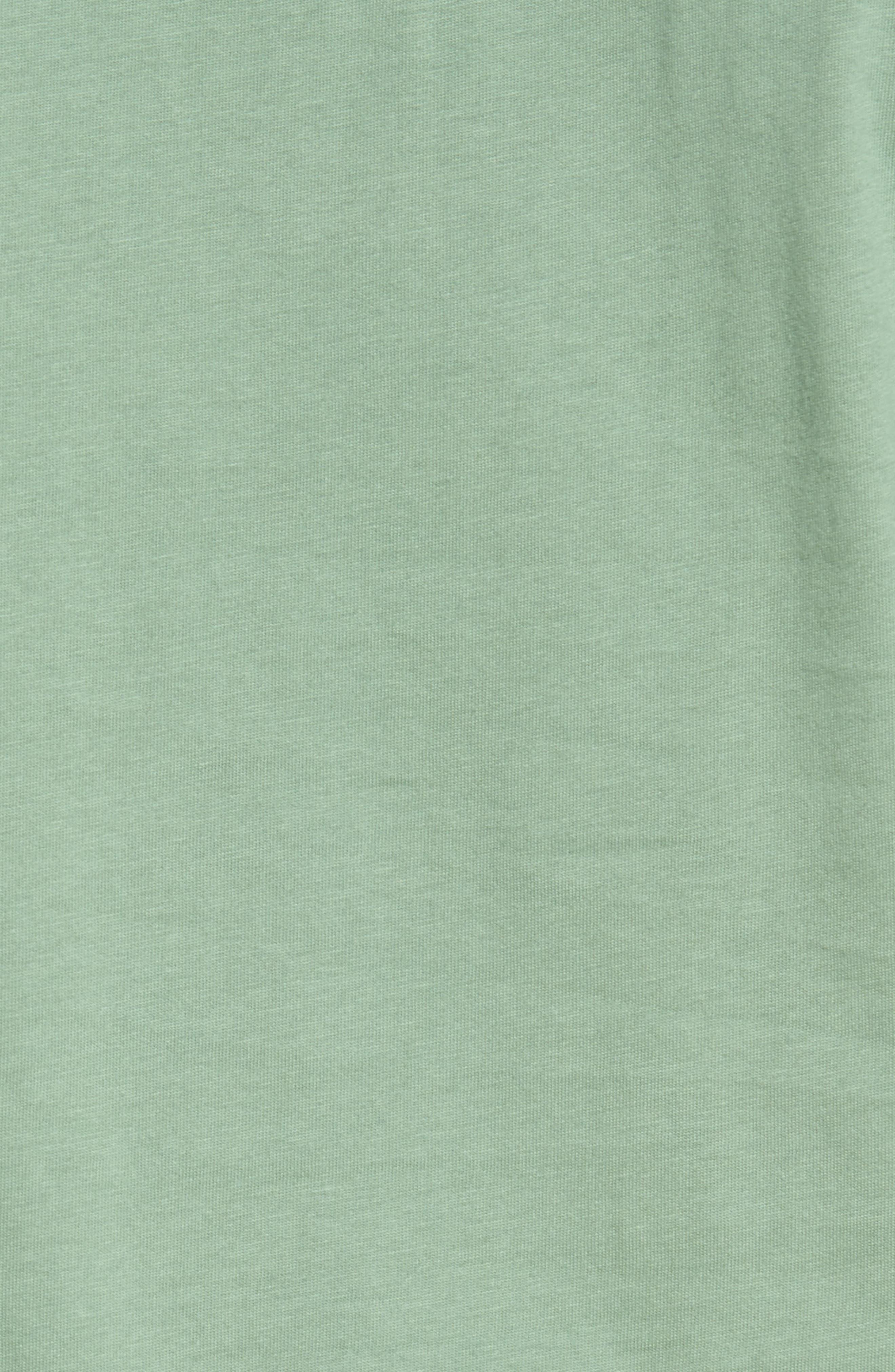 'Trout Fitz Roy' Organic Cotton Polo,                             Alternate thumbnail 5, color,                             307