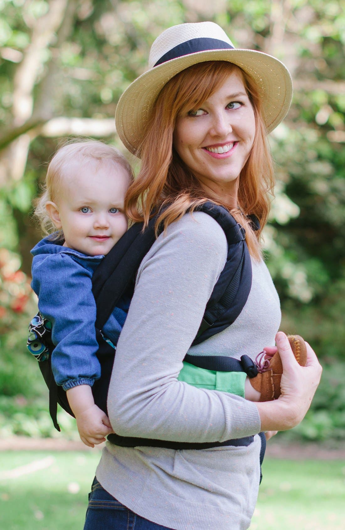Organic Cotton Baby Carrier,                             Alternate thumbnail 19, color,