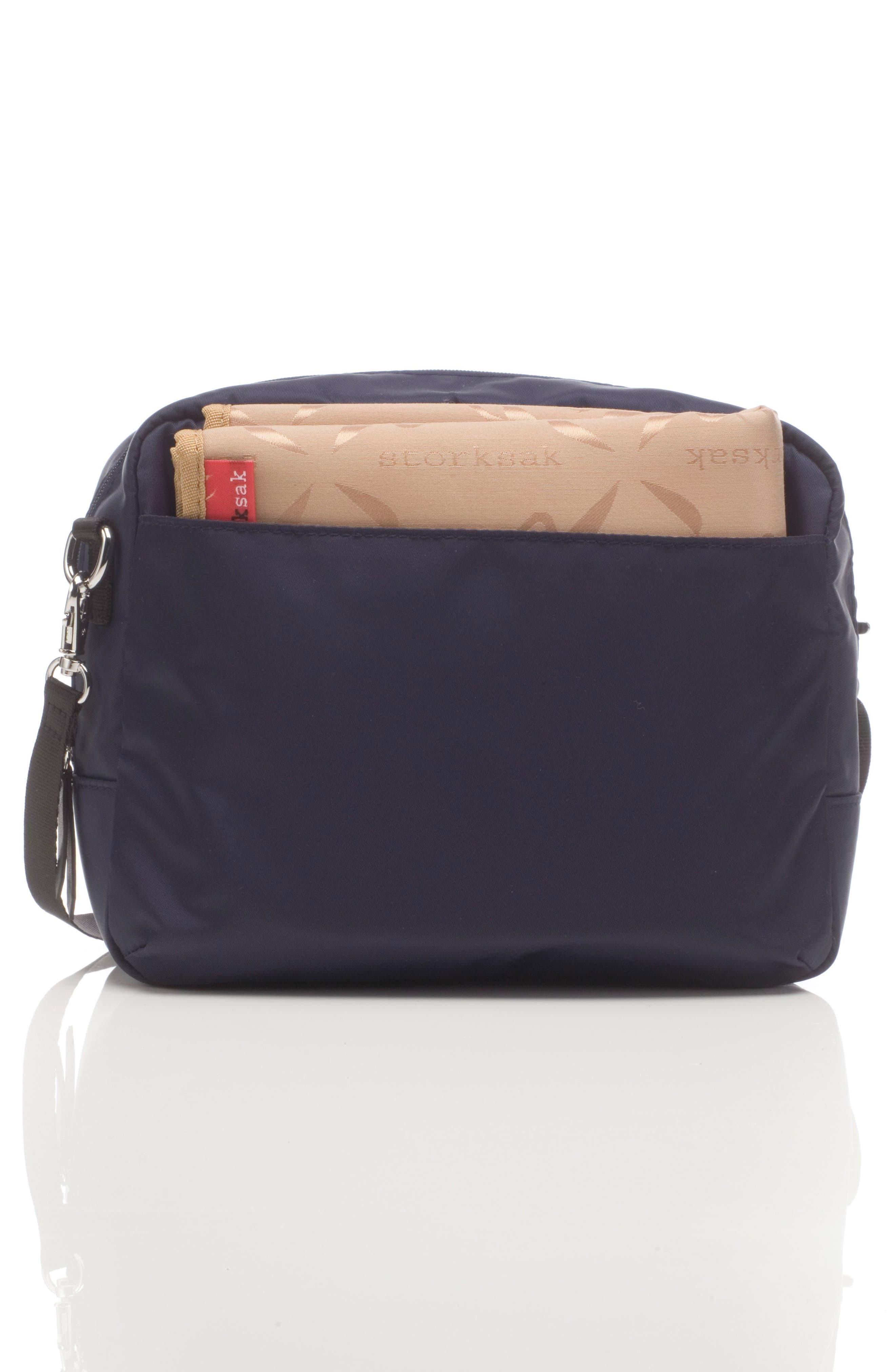 Mini Fix Crossbody Diaper Bag,                             Alternate thumbnail 6, color,