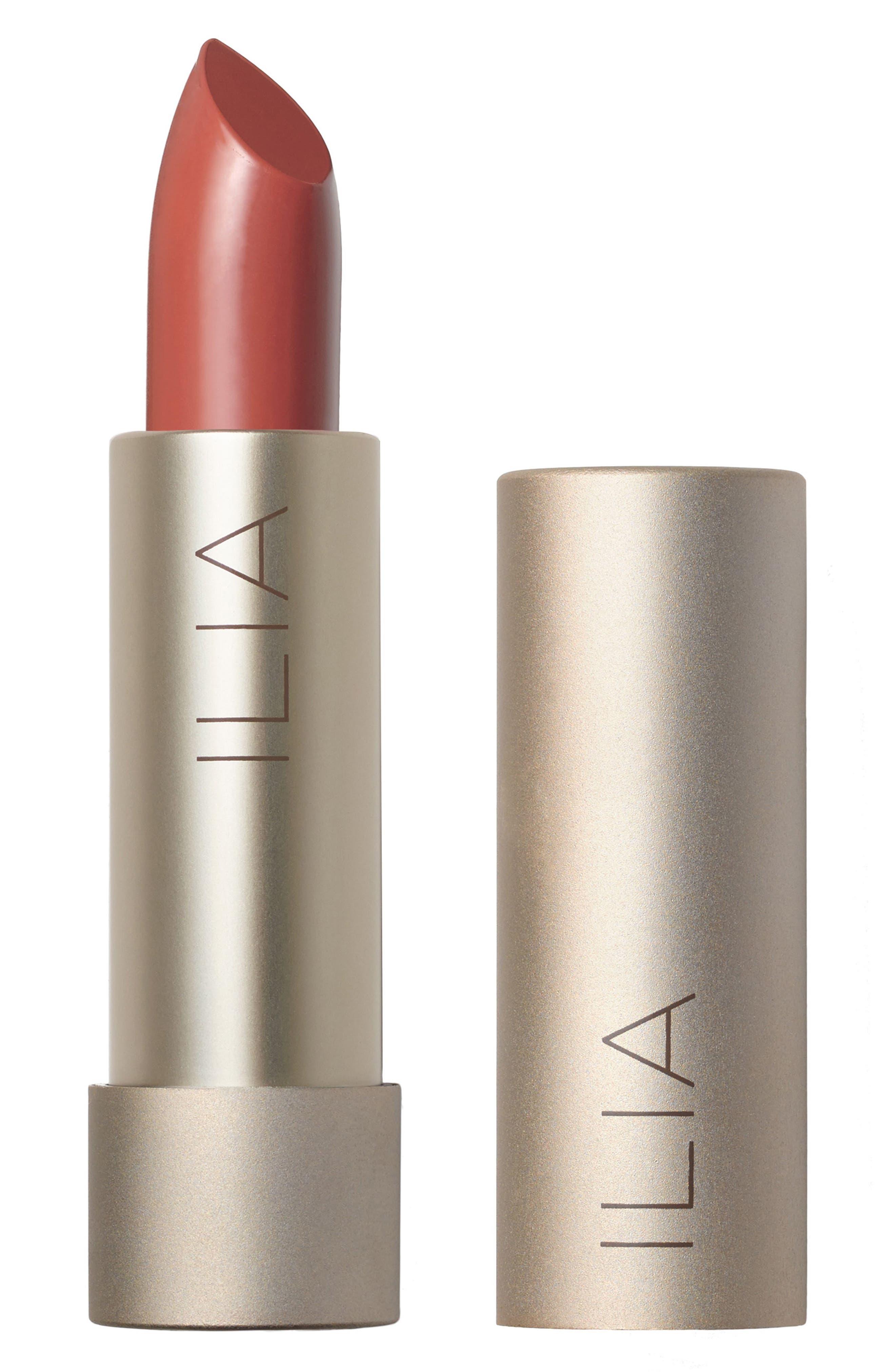 SPACE.NK.apothecary ILIA Color Block Lipstick,                             Main thumbnail 1, color,                             4- CINNABAR