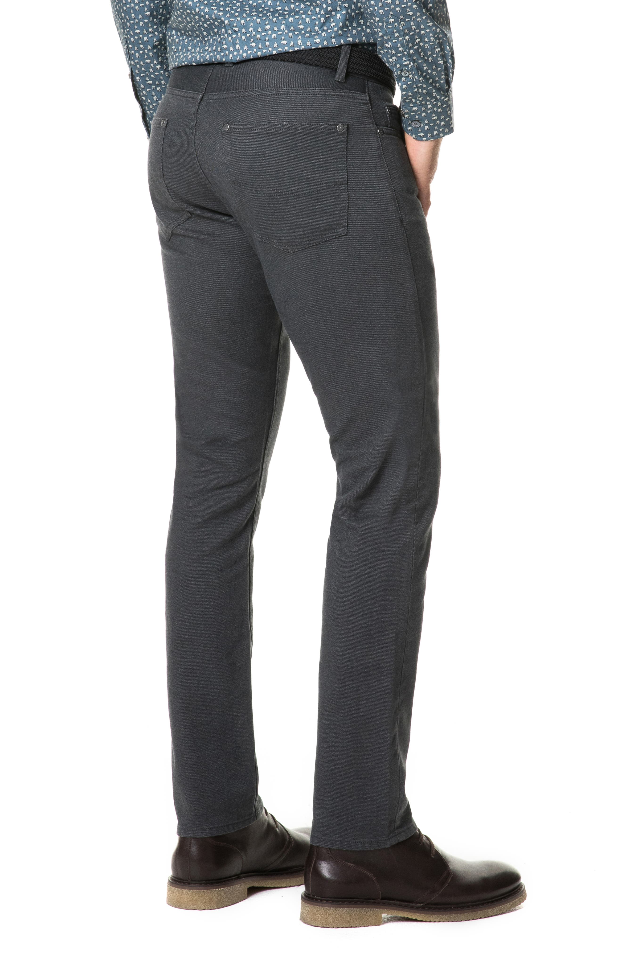 Adams Straight Leg Jeans,                             Alternate thumbnail 2, color,                             SLATE